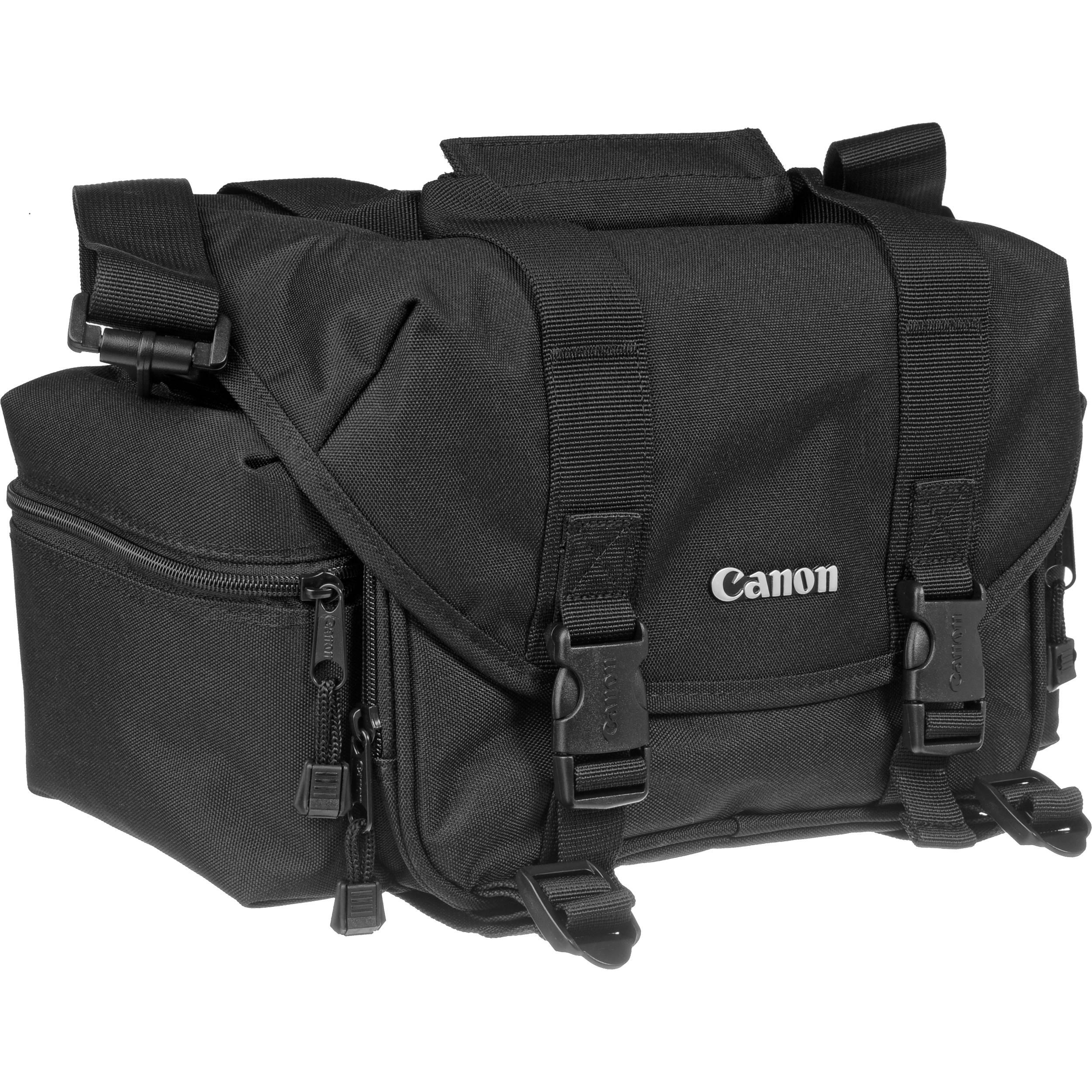 Canon Gadget Bag 2400 Black With Gray Interior
