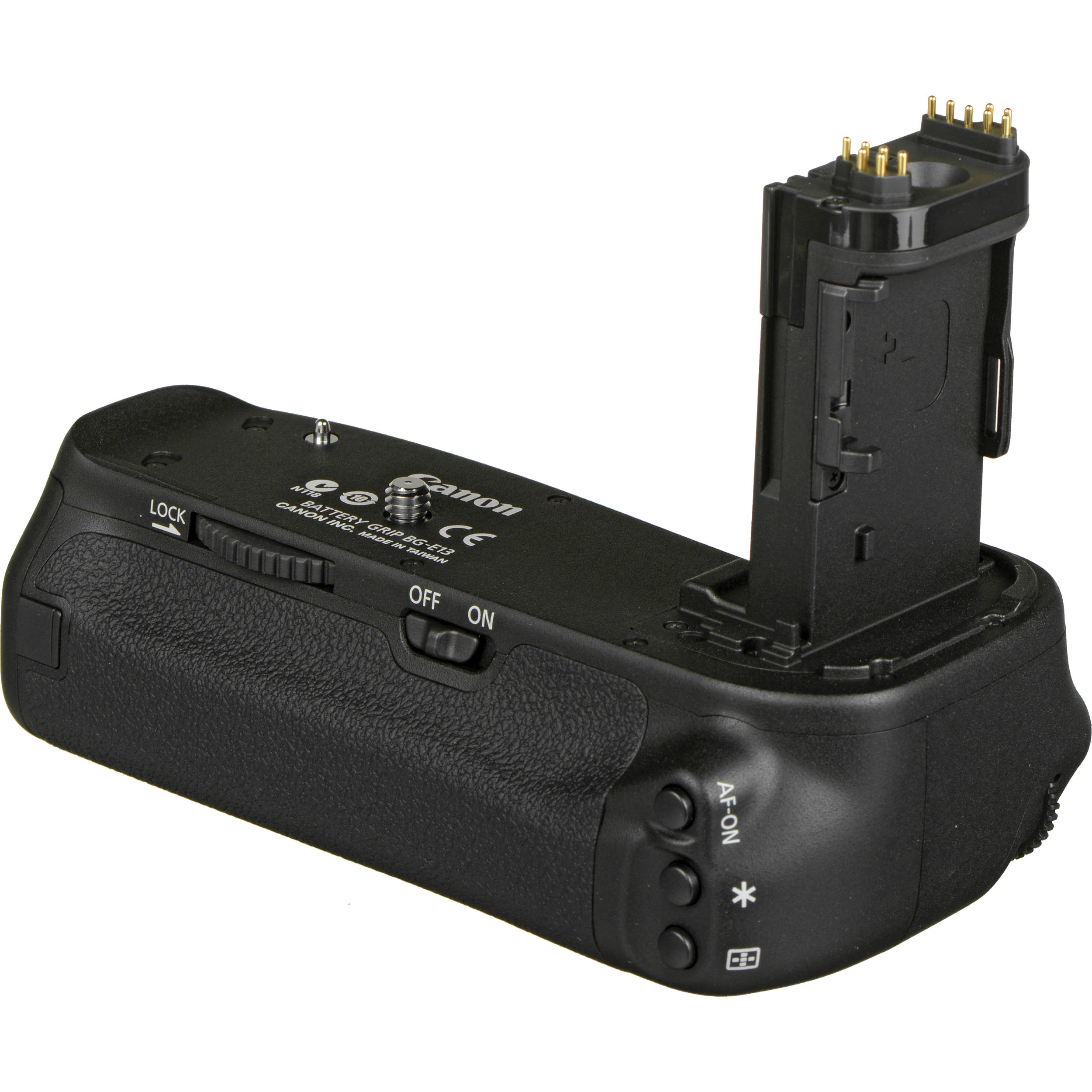 ba0cb077a8ca25 Canon BG-E13 Battery Grip for EOS 6D 8038B001 B H Photo Video