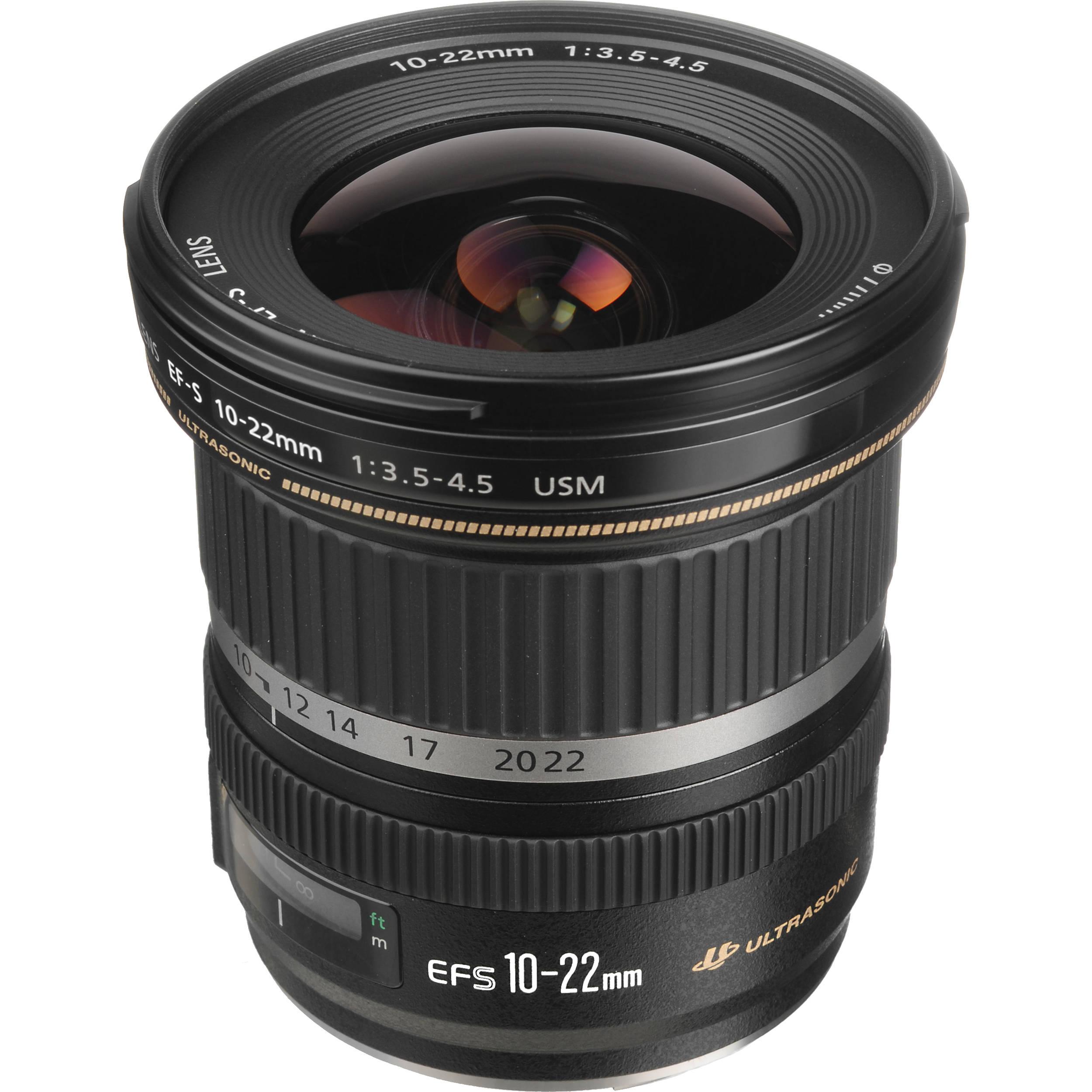 canon ef s 10 22mm f 3 5 4 5 usm lens b h photo video. Black Bedroom Furniture Sets. Home Design Ideas