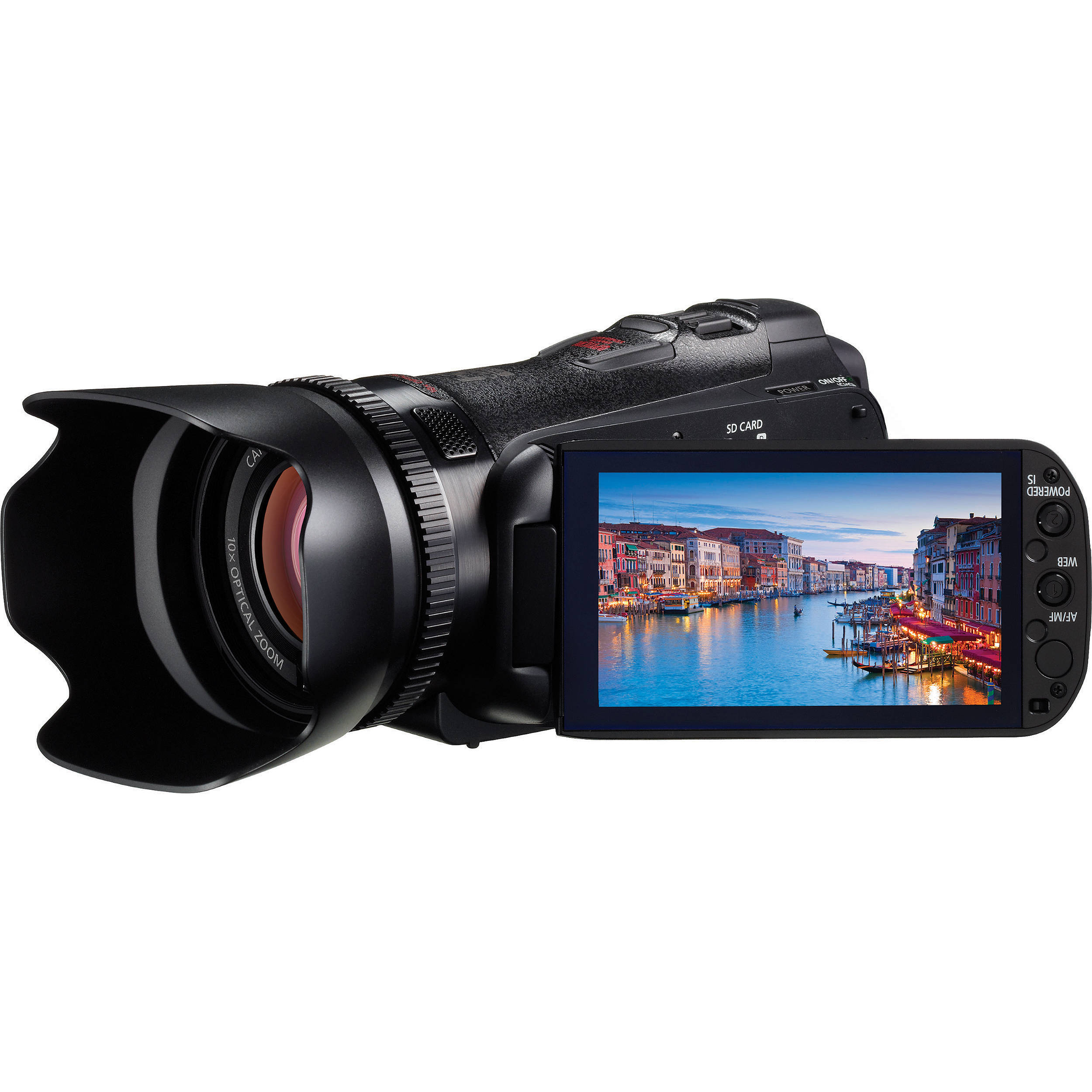 canon legria hf g10 flash memory pal camcorder hfg10e b h photo rh bhphotovideo com Canon Professional Cameras Canon HF G30