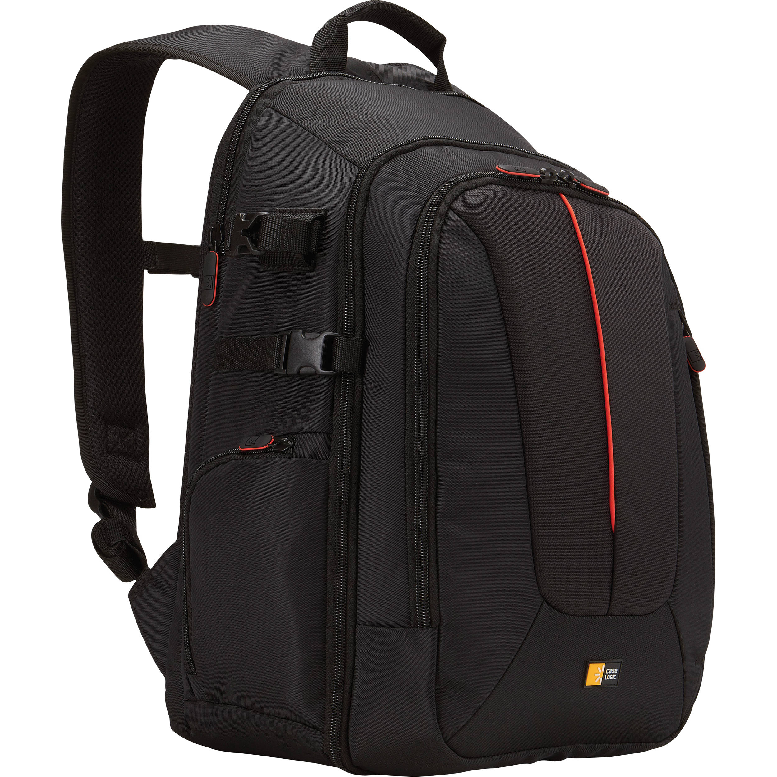 Case Logic DCB-309 SLR Camera Backpack (Black) DCB-309 B&H Photo