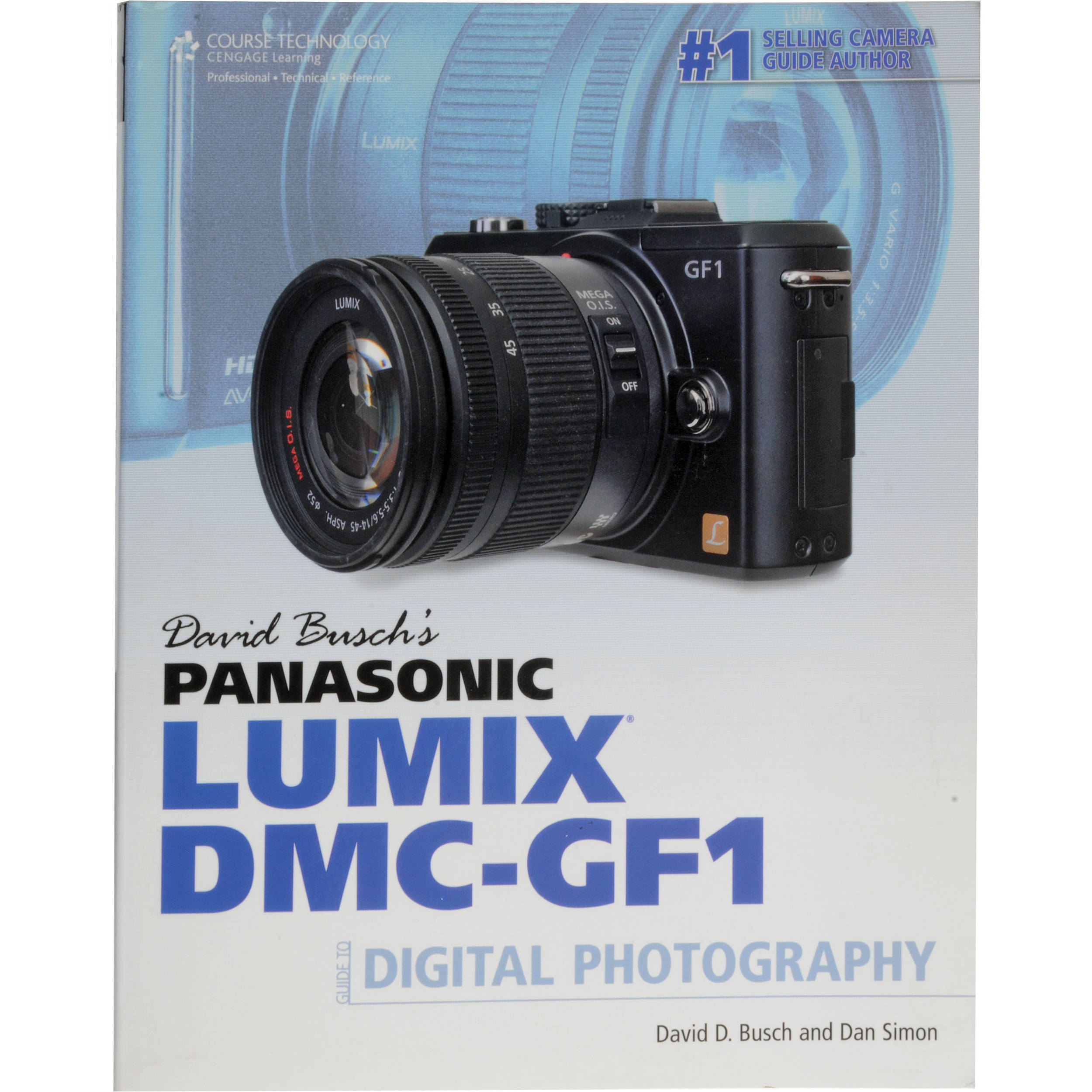 cengage course tech book david busch s panasonic 9781435457386 rh bhphotovideo com Panasonic GX9 Panasonic GF3