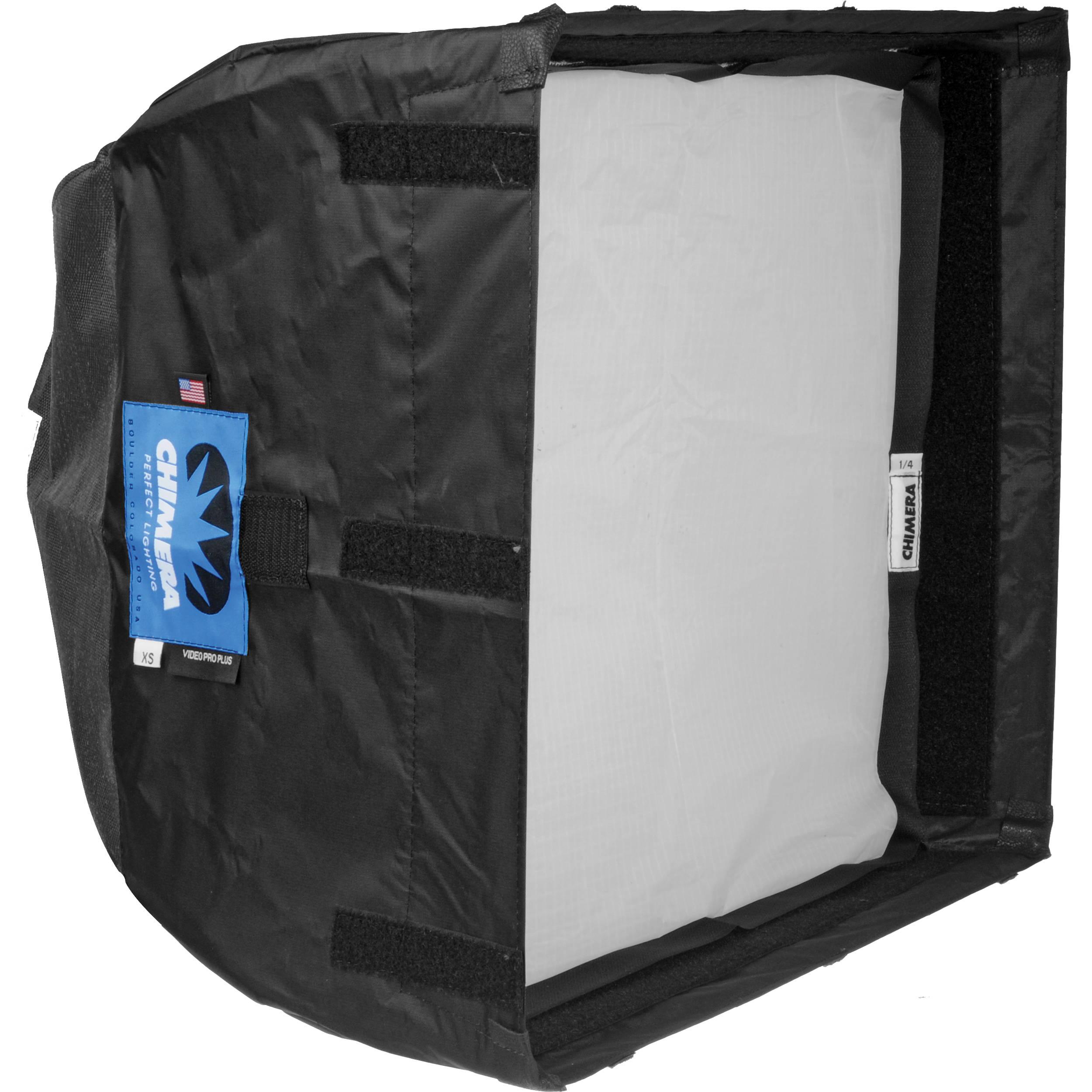 Chimera Video Pro Plus Softbox - X-Small  sc 1 st  Bu0026H & Chimera Video Pro Plus Softbox - X-Small 8115 Bu0026H Photo Video azcodes.com
