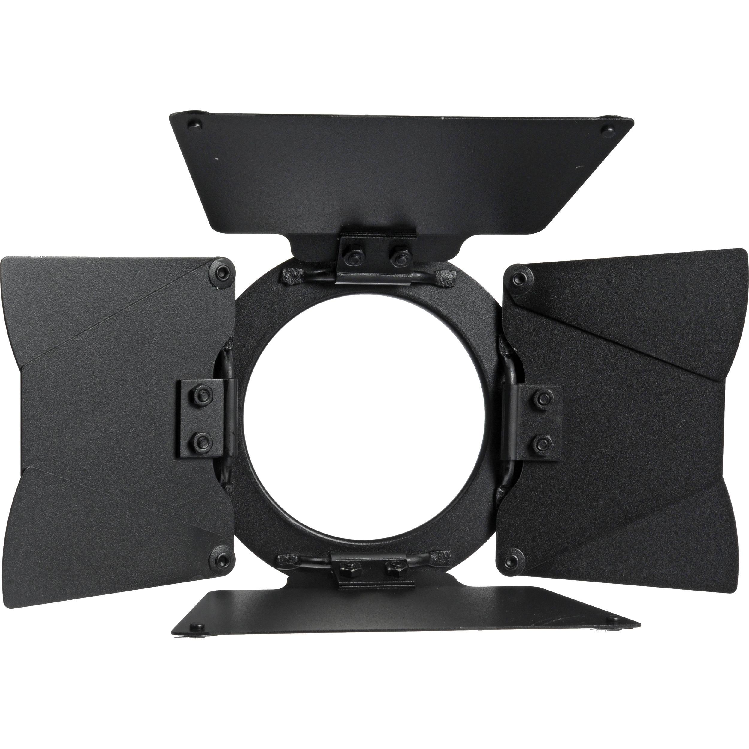 "dedolight 8 leaf barndoor set with gel clips (5 5\"") dbd8dedolight 8 leaf barndoor set with gel clips (5 5\"")"