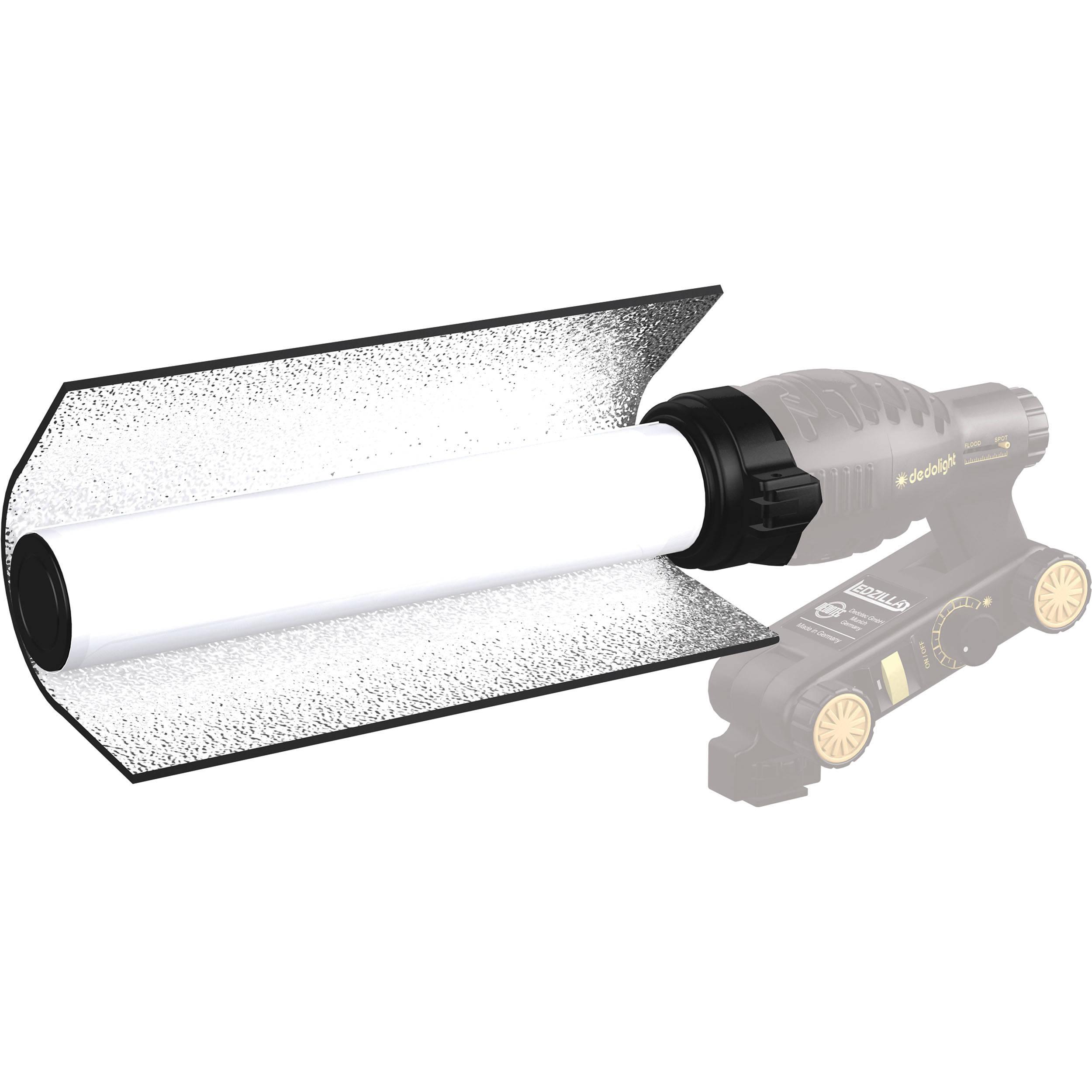 Dedolight 8 Soft Tube Light Shaper DLOBML LT20 B H Photo