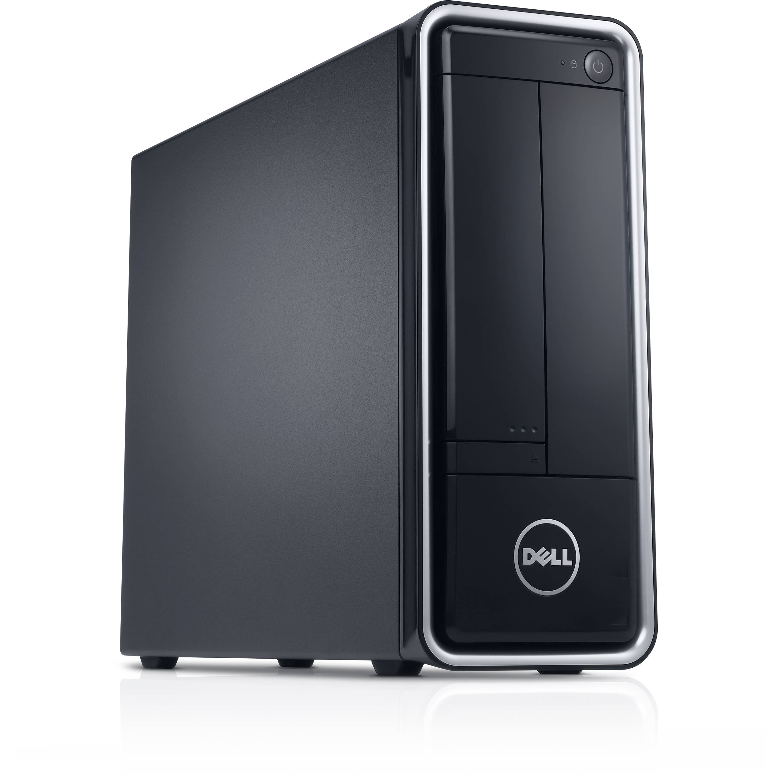 dell inspiron 660s i660s 3848bk desktop computer i660s 3848bk. Black Bedroom Furniture Sets. Home Design Ideas
