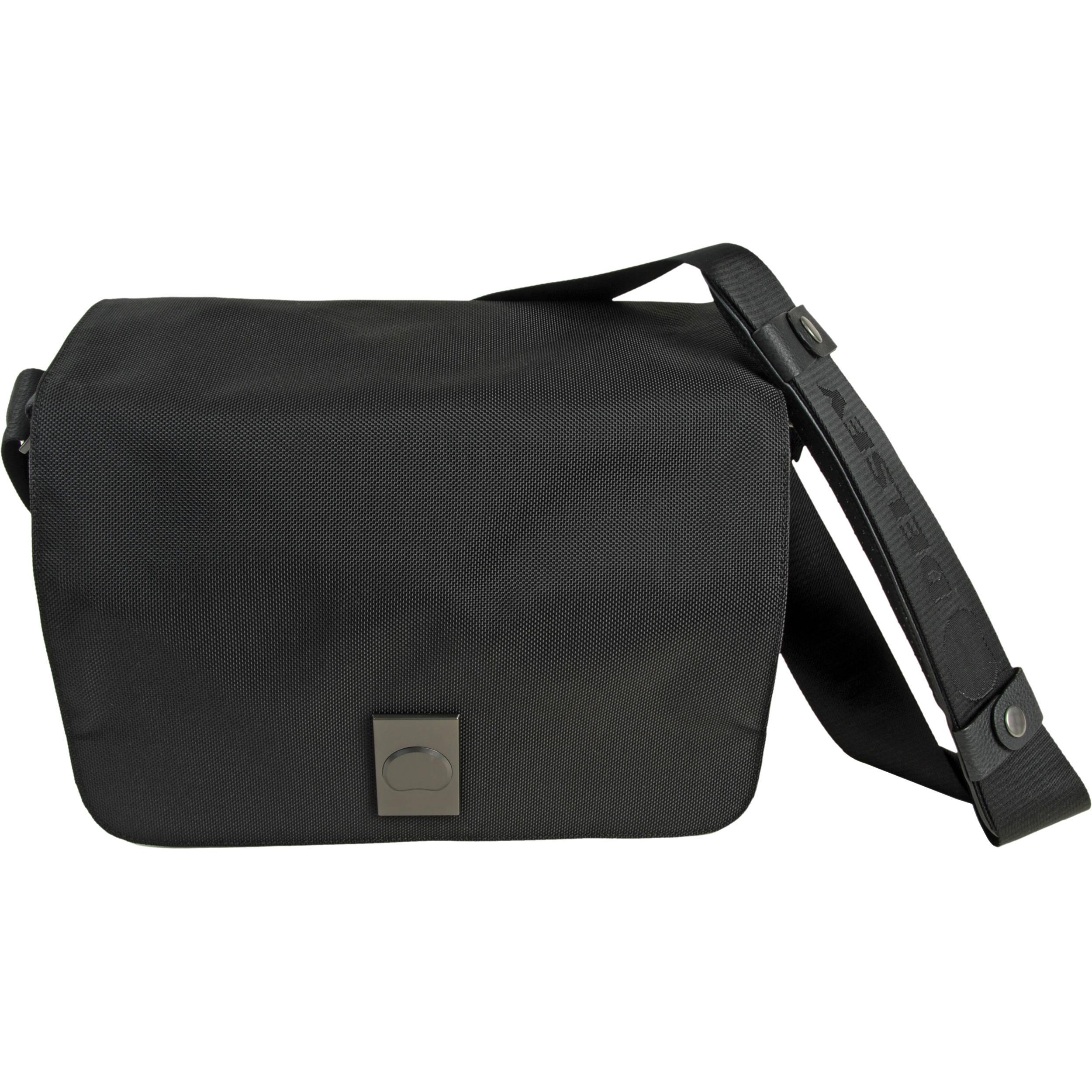 Delsey Cortex 05 Shoulder Bag Black