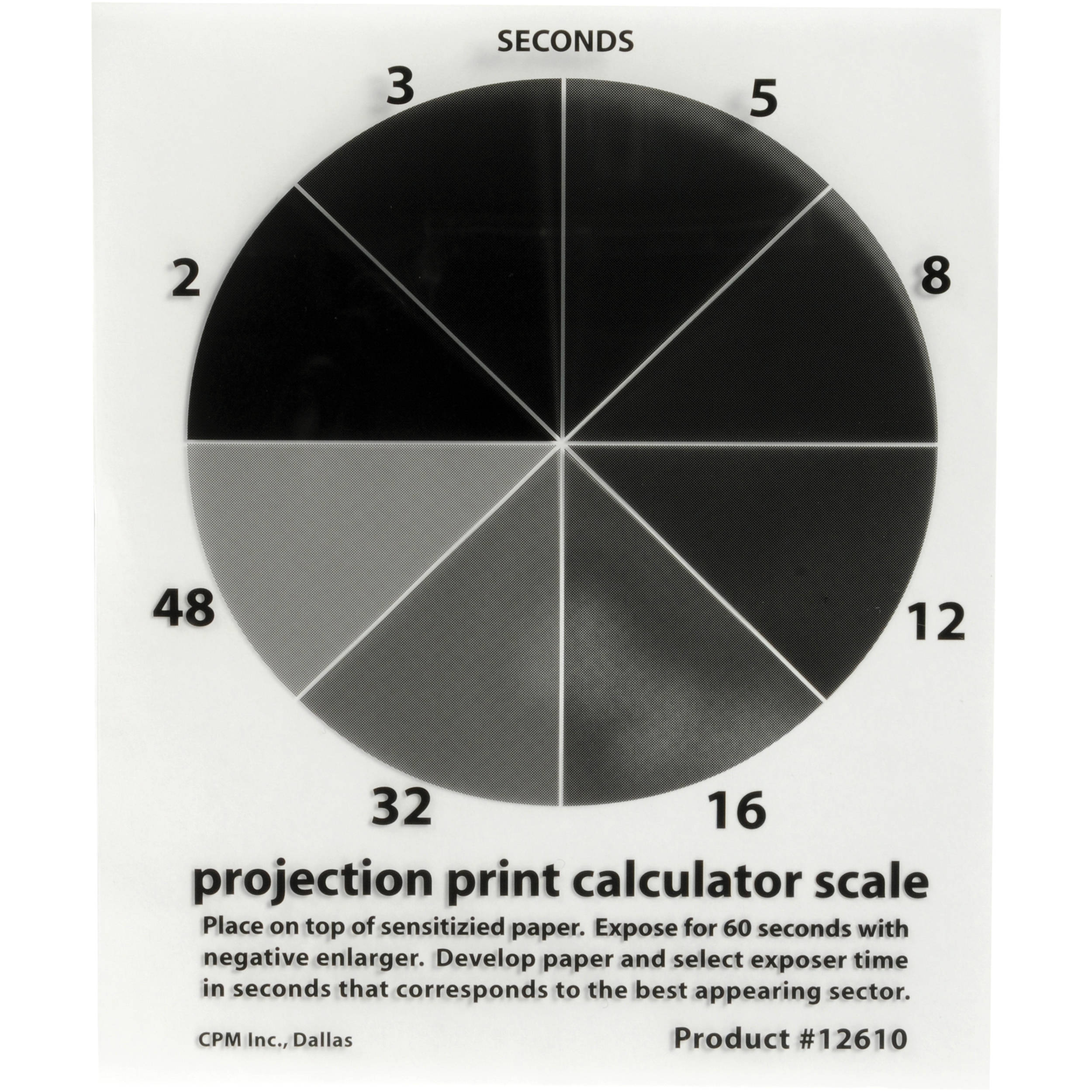 Delta_12610_Projection_Print_Calculator_Scale_15711 darkroom enlarger accessories b&h photo video  at soozxer.org