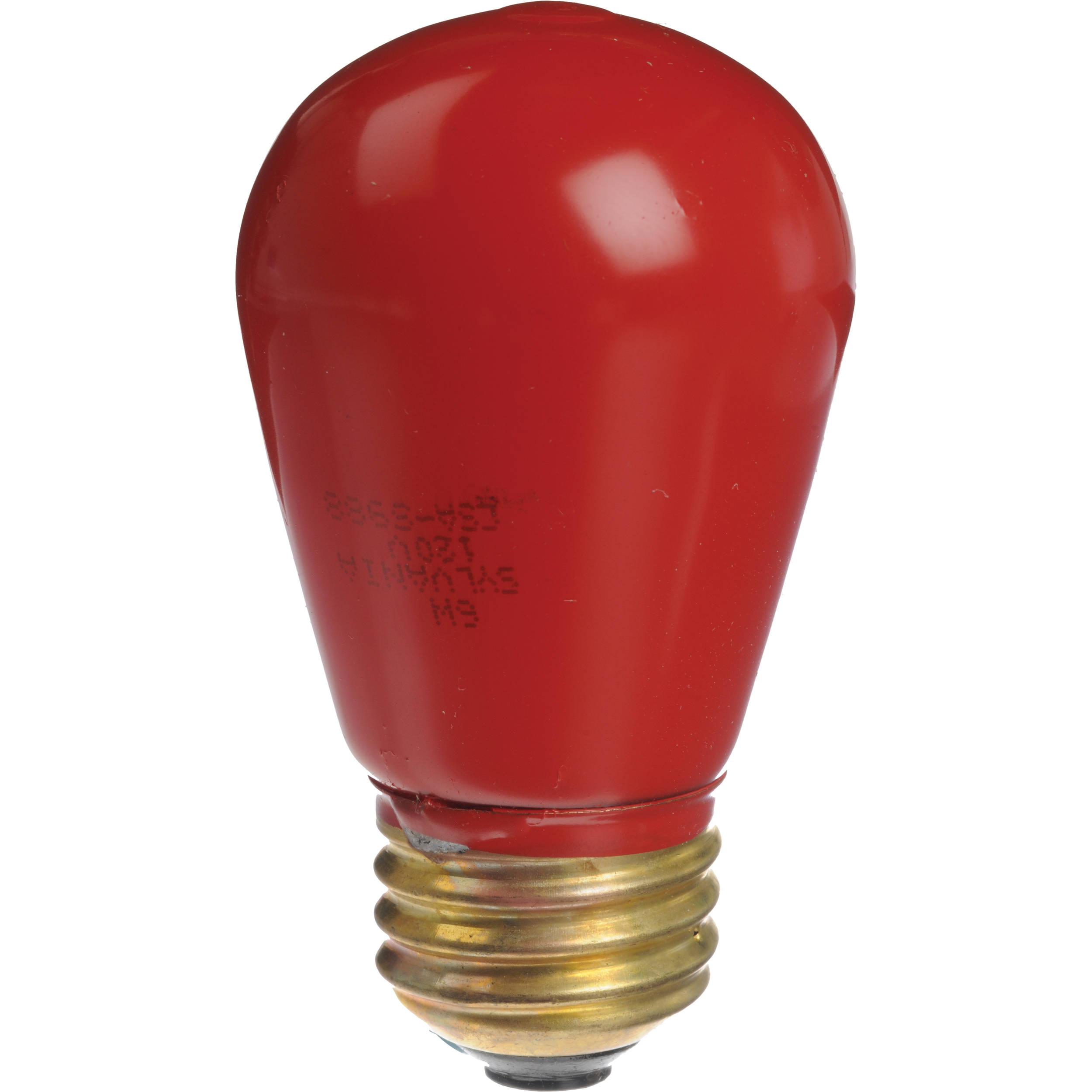 Delta 1 Brightlab Universal Red Junior Safelight 11 Watt 35110