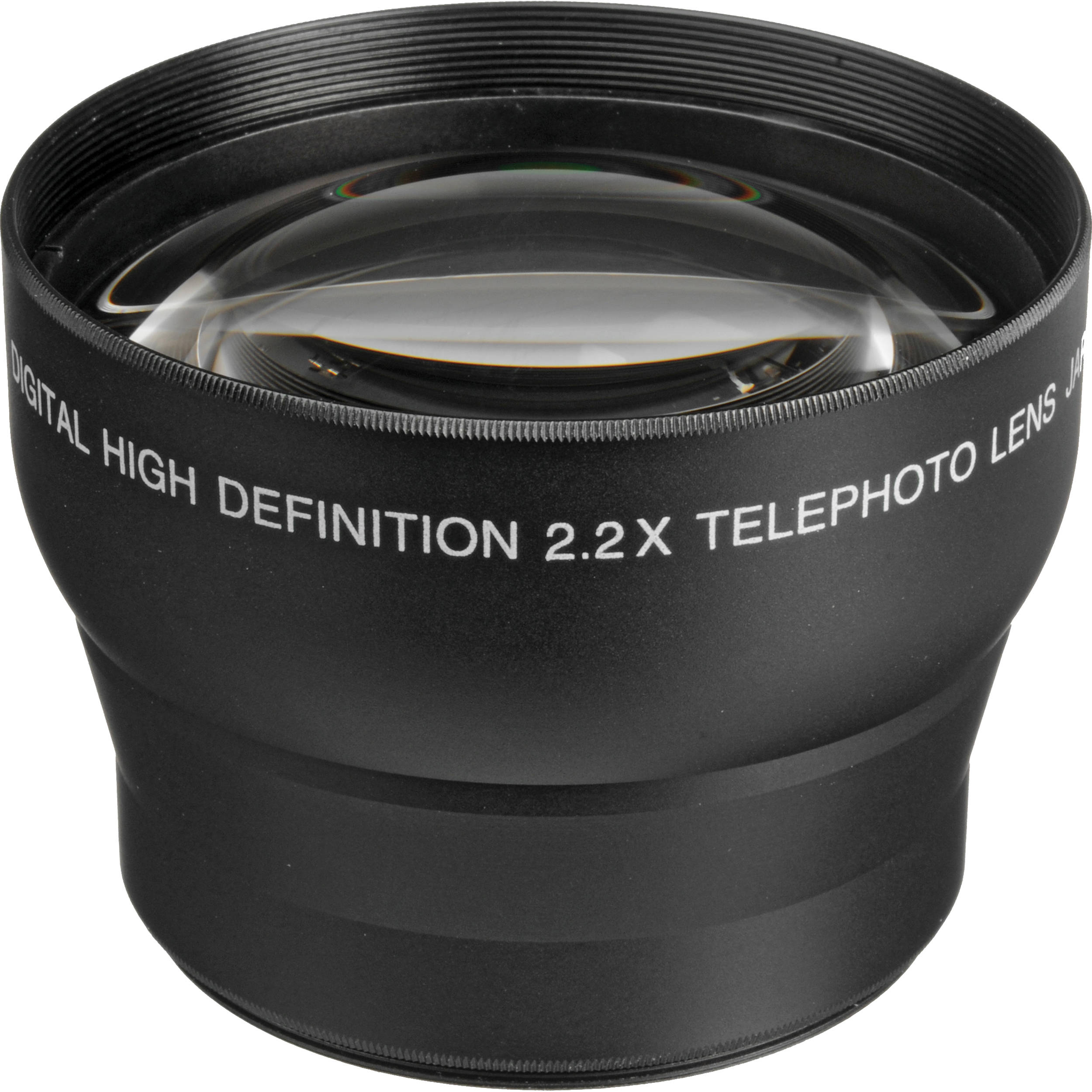 Digital Concepts 22x Telephoto Lens 58mm Black 2458t Bh