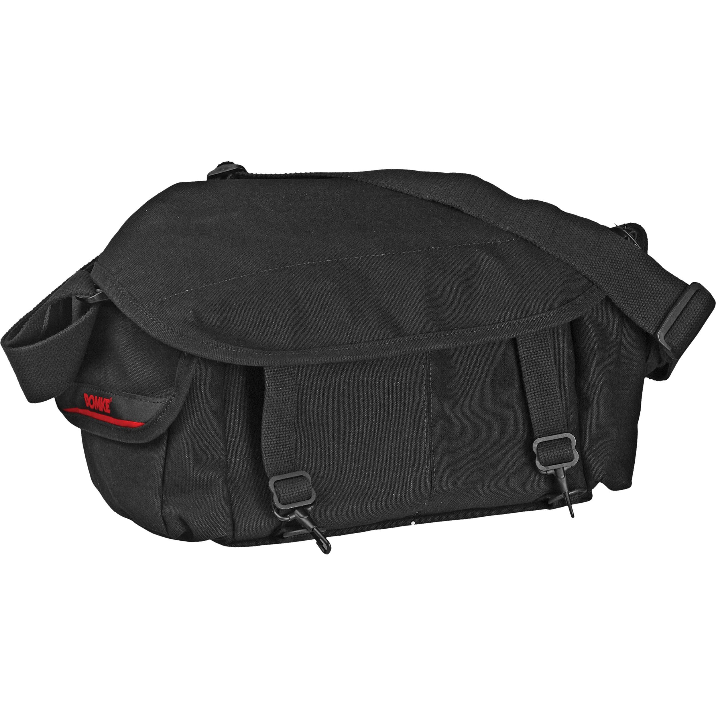 Domke F-2 Original Shoulder Bag (Black) 700-02B B H Photo Video 93b2a5be3719d