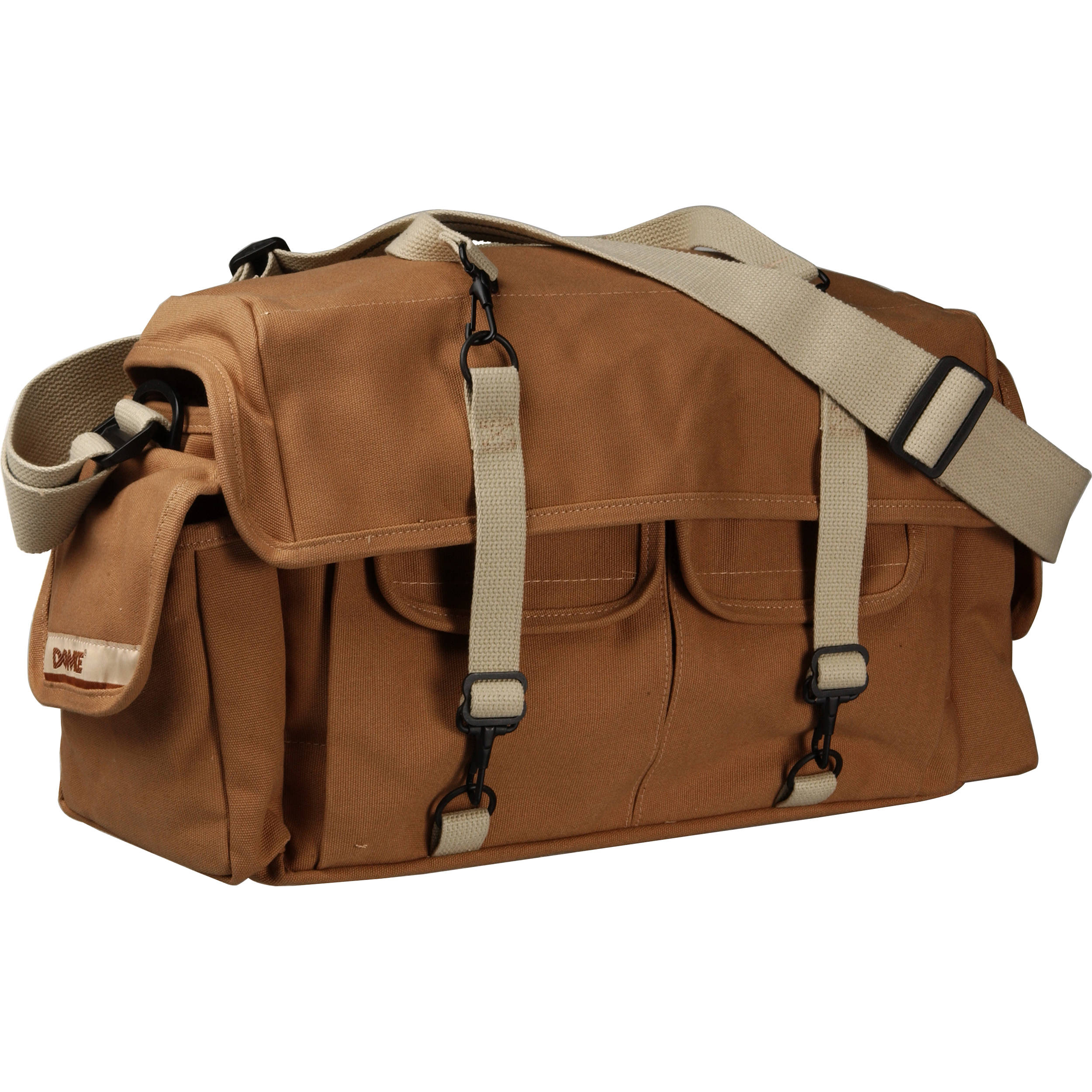 3f8e411e74 Domke F-1X Little Bit Bigger Classic Series Shoulder Bag (Sand)