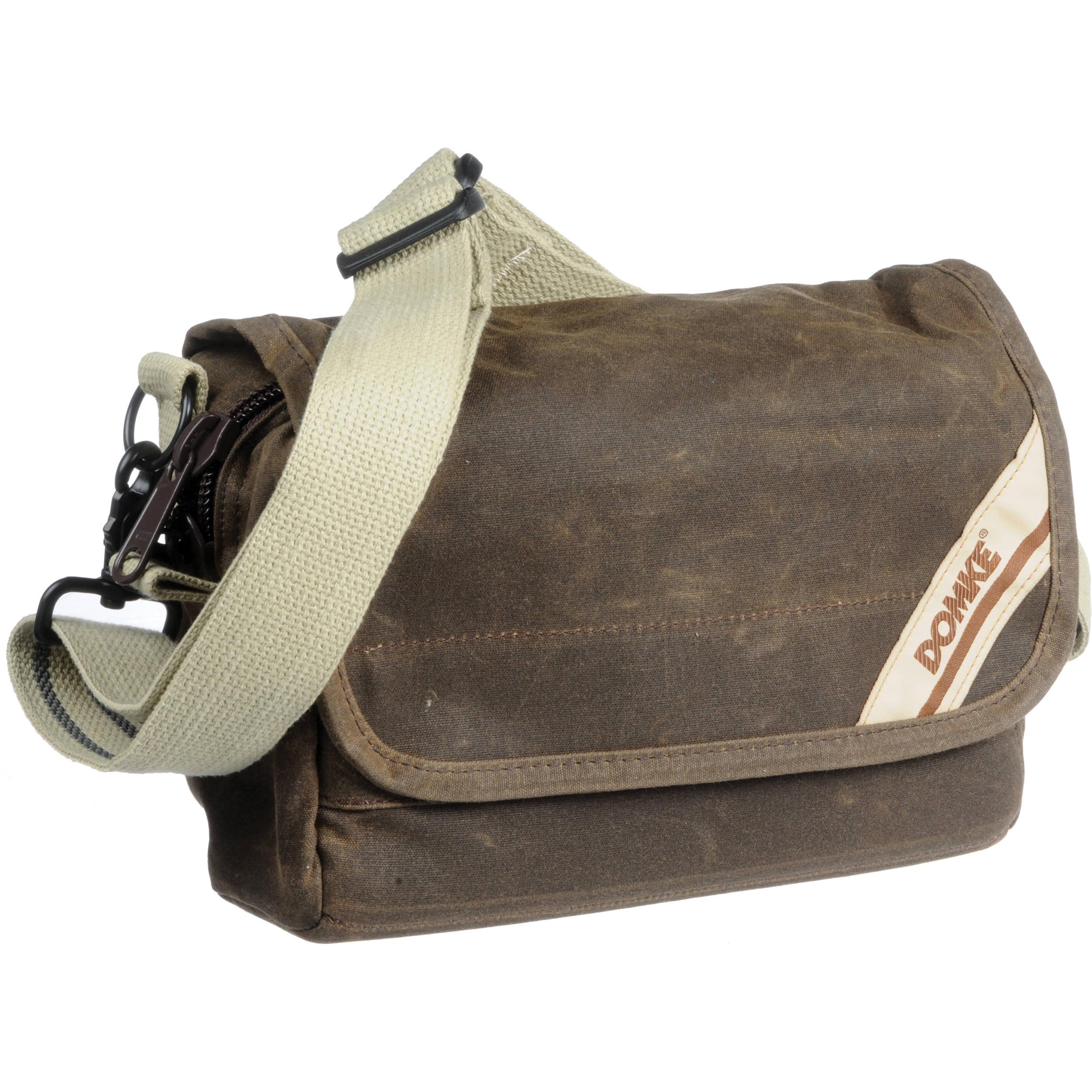 Domke F 5xb Ruggedwear Shoulder And Belt Bag Brown