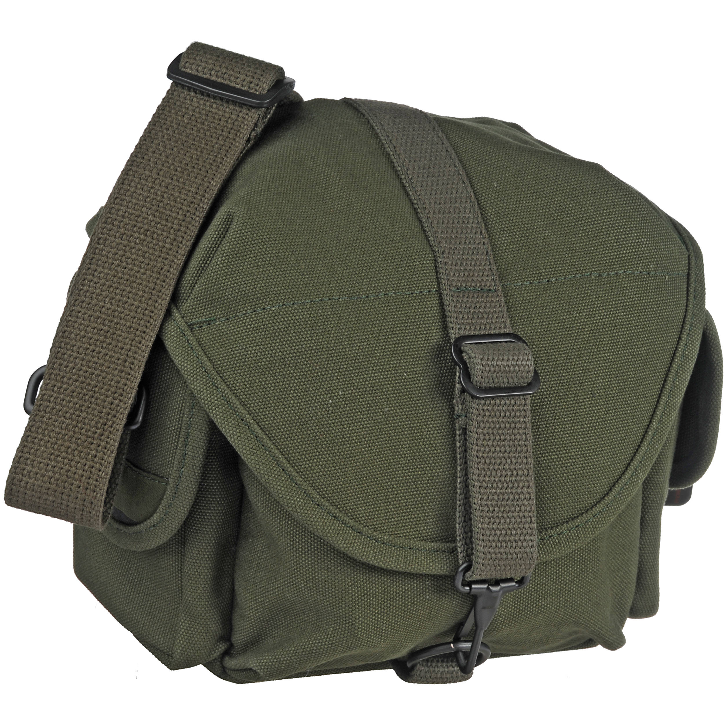 Domke F-8 Small Canvas Shoulder Bag (Olive) 700-80D B&H Photo