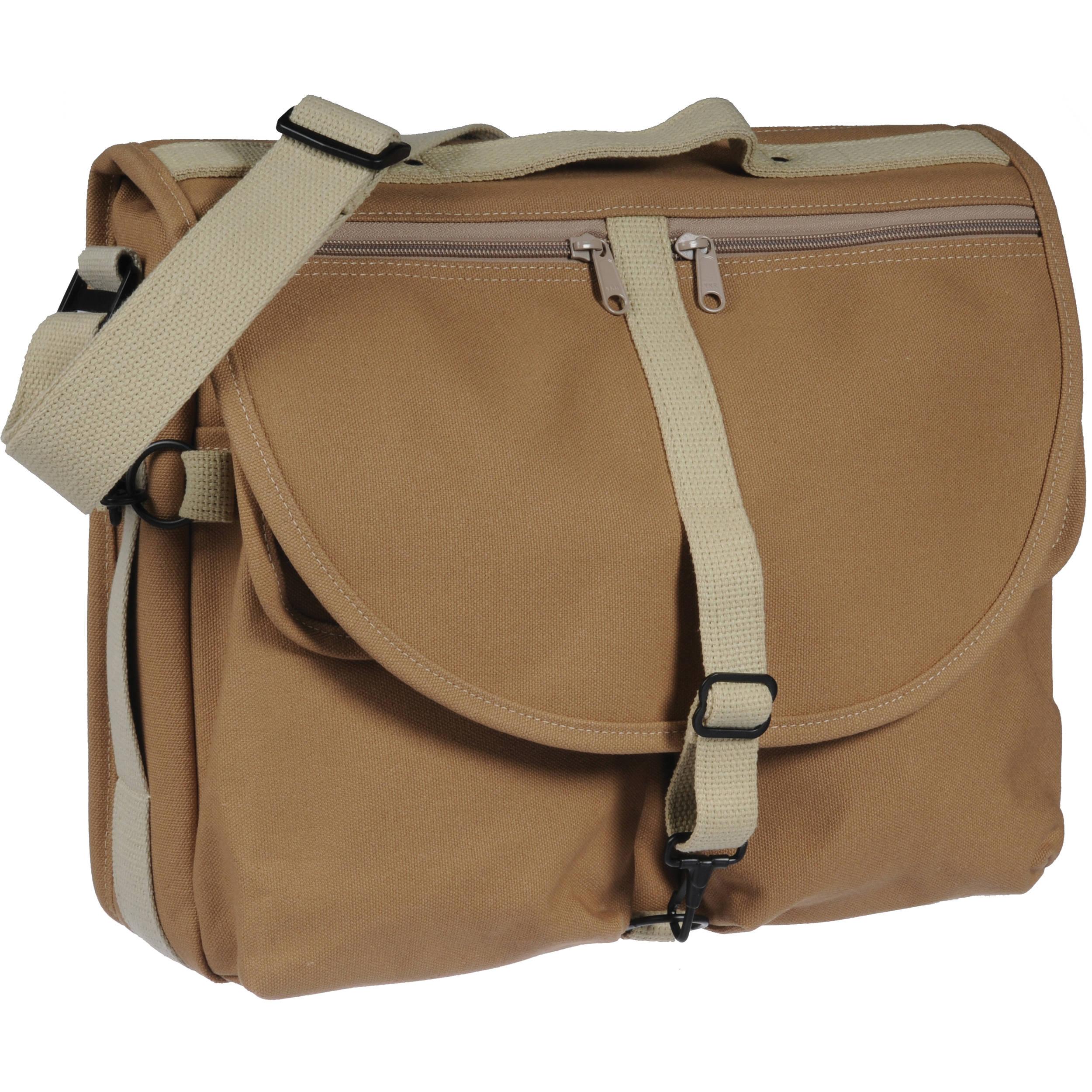 Domke F 802 Reporter S Satchel Shoulder Bag