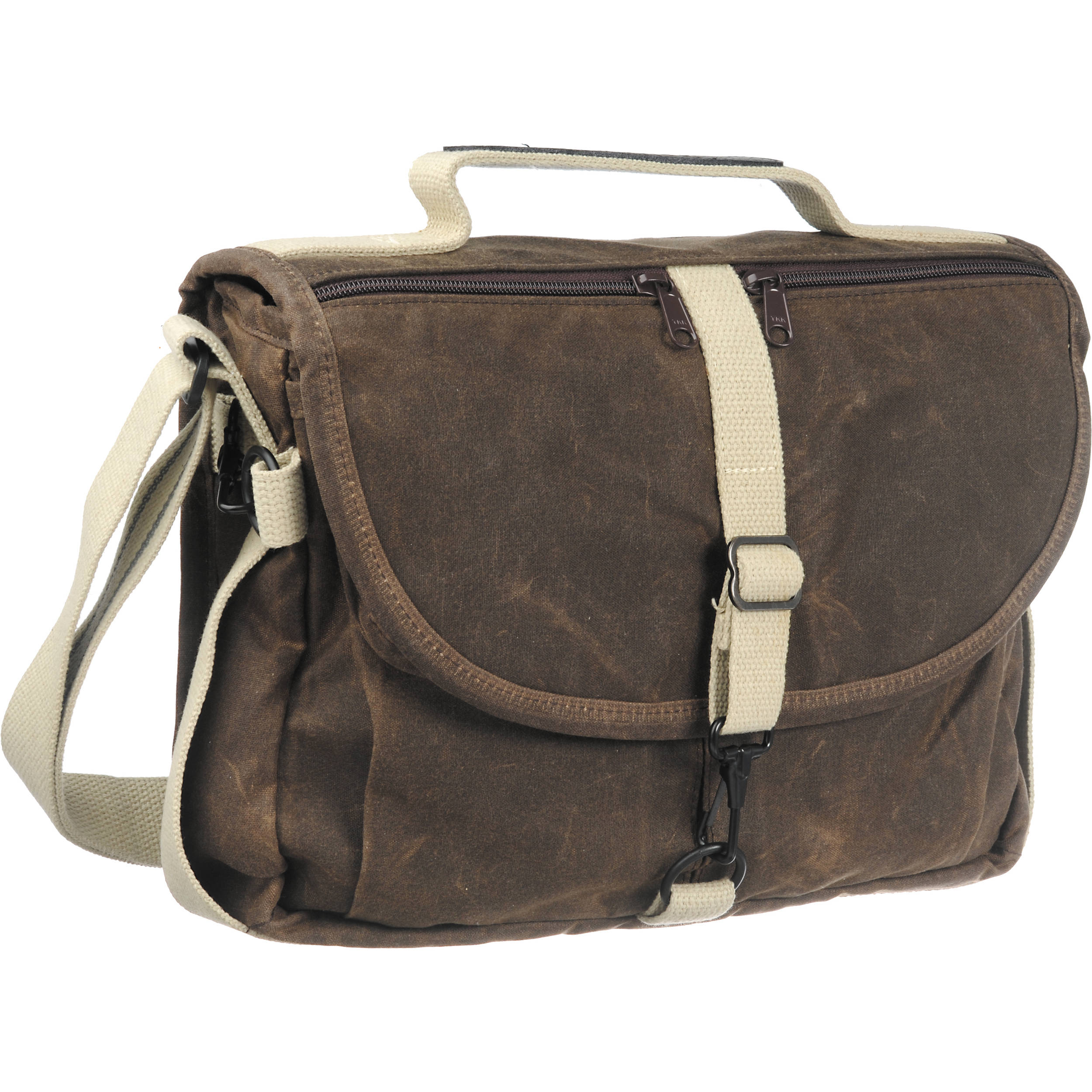 Domke F 803 Ruggedwear Messenger Bag Brown