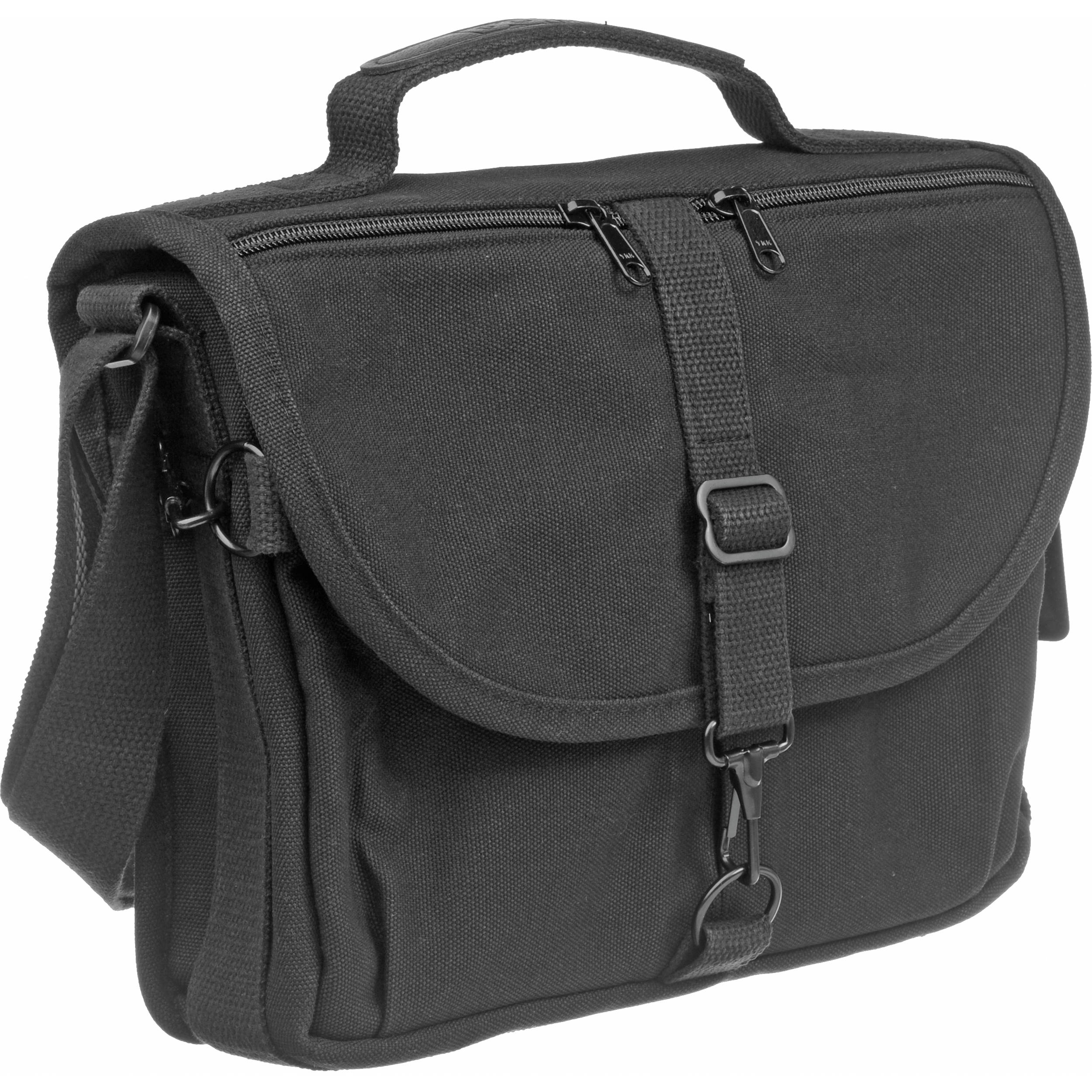 Black Satchel Shoulder Bag 54
