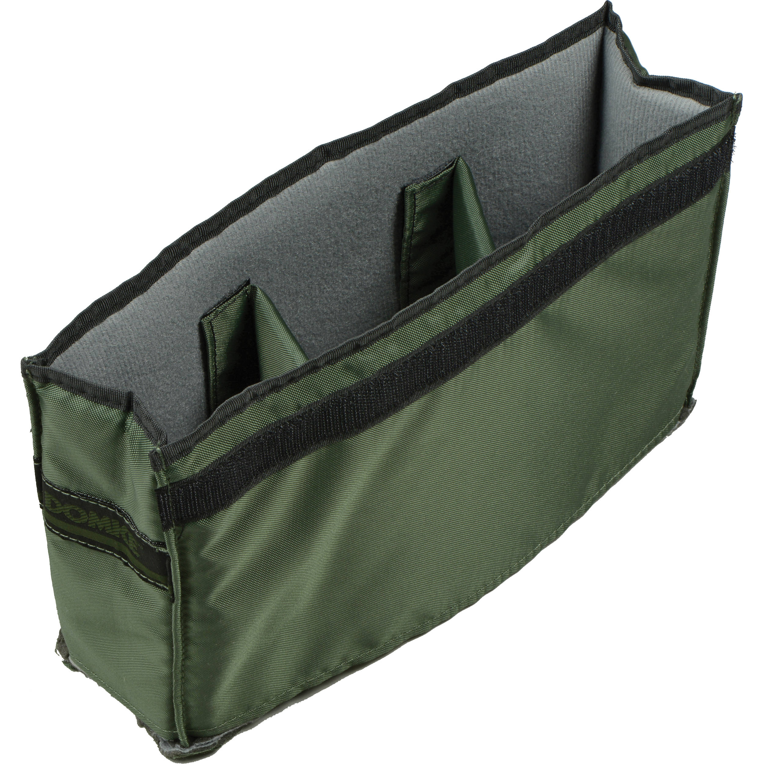 Domke fa 230 3 compartment insert gray green 720 230 b h for Ecksofa 230 x 230