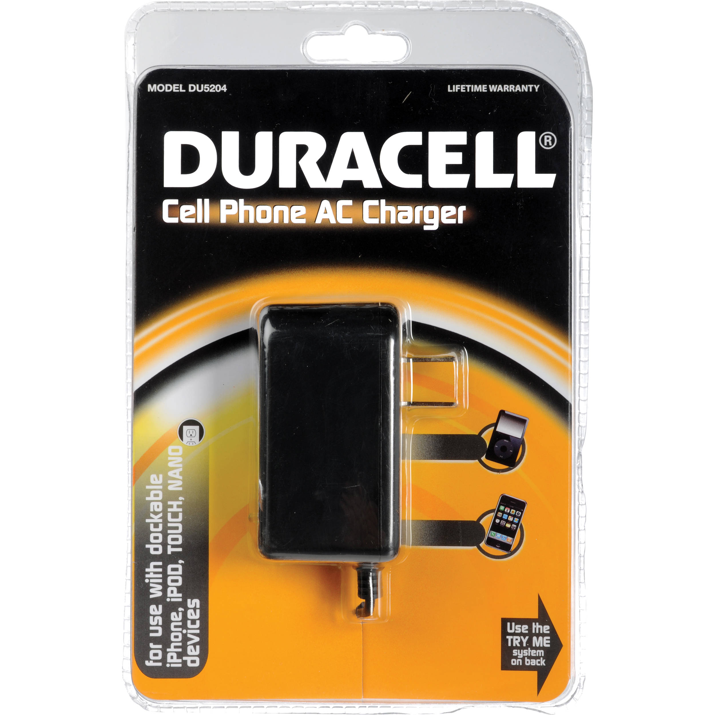 Duracell phone charger cutting disc 125mm