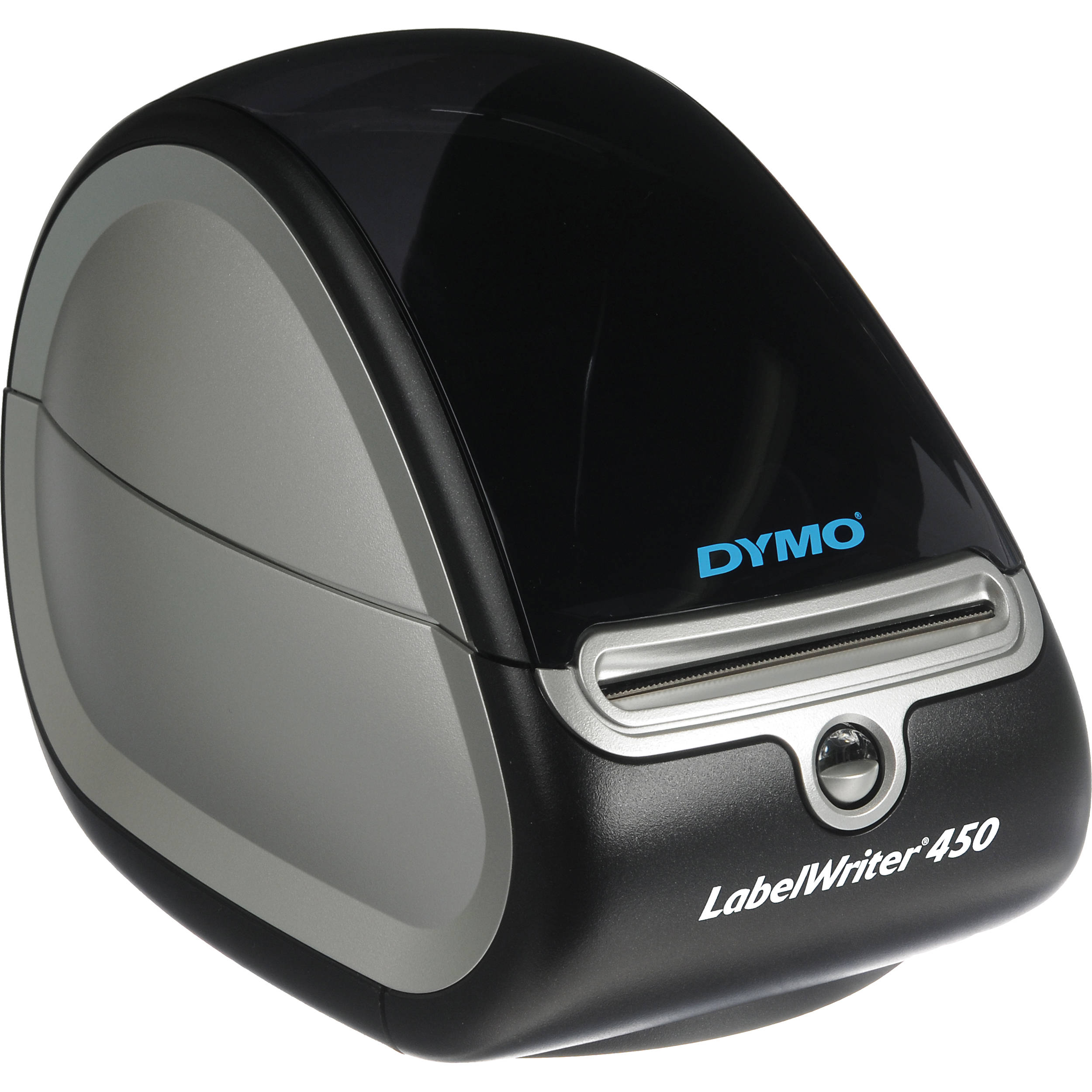 dymo labelwriter 450 usb label printer 1752264 b h photo video. Black Bedroom Furniture Sets. Home Design Ideas
