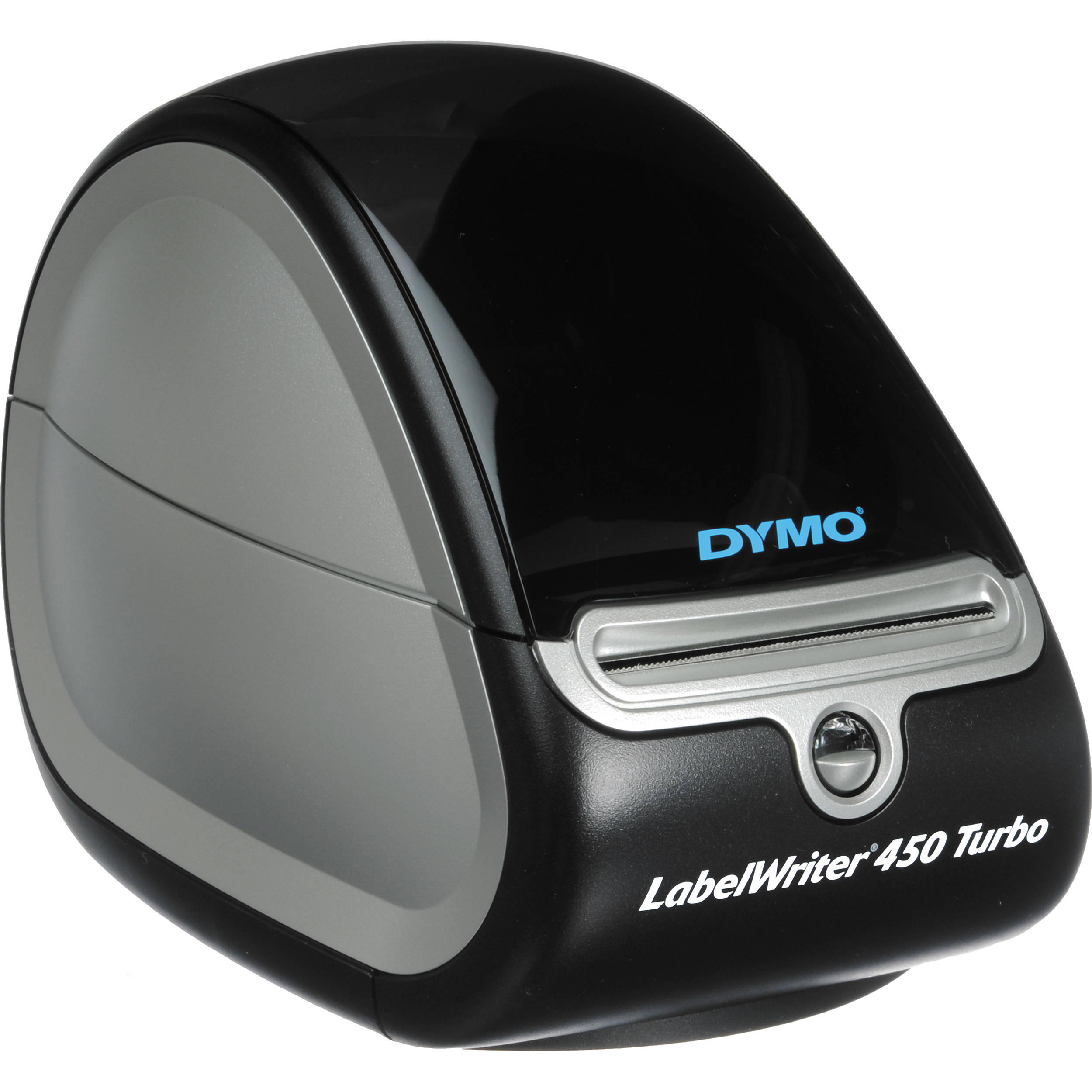 Dymo labelwriter 450 turbo usb label printer 1752265 bh photo for Dymo label stickers
