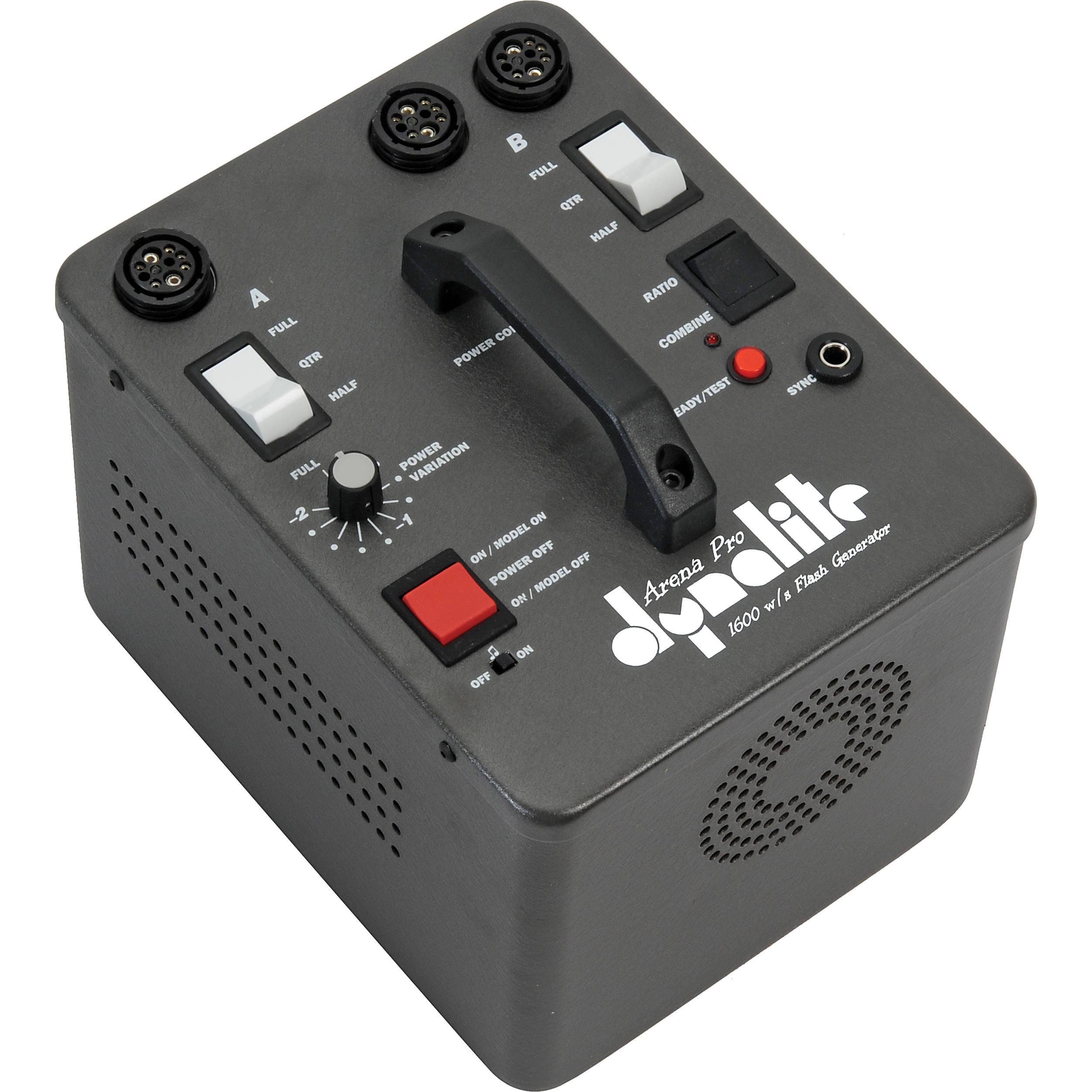Arena Strobe Lights: Dynalite AP1600 1600W/s Arena Power Pack AP1600 B&H Photo