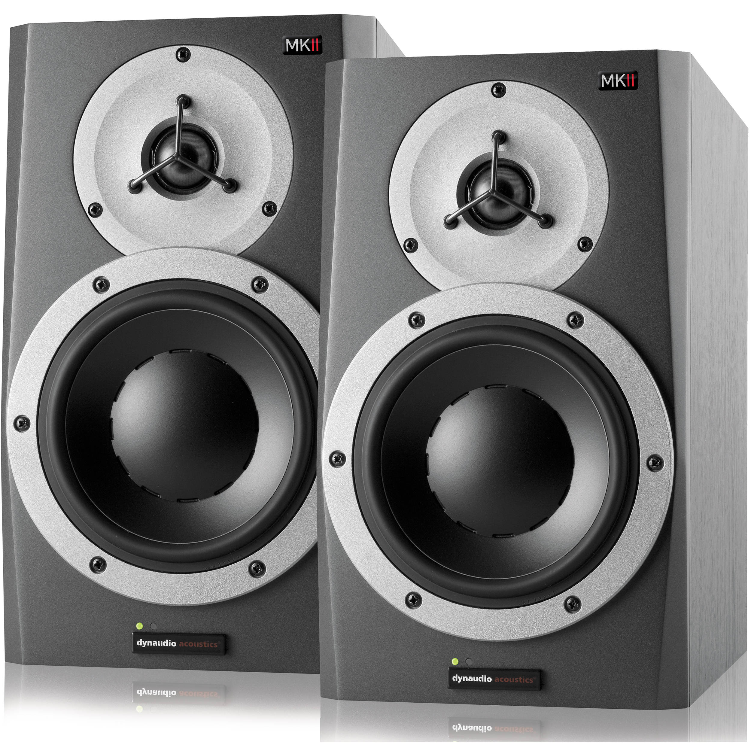 "Dynaudio Acoustics BM 5A MKII 7"" Active 2-Way Studio Monitor ..."