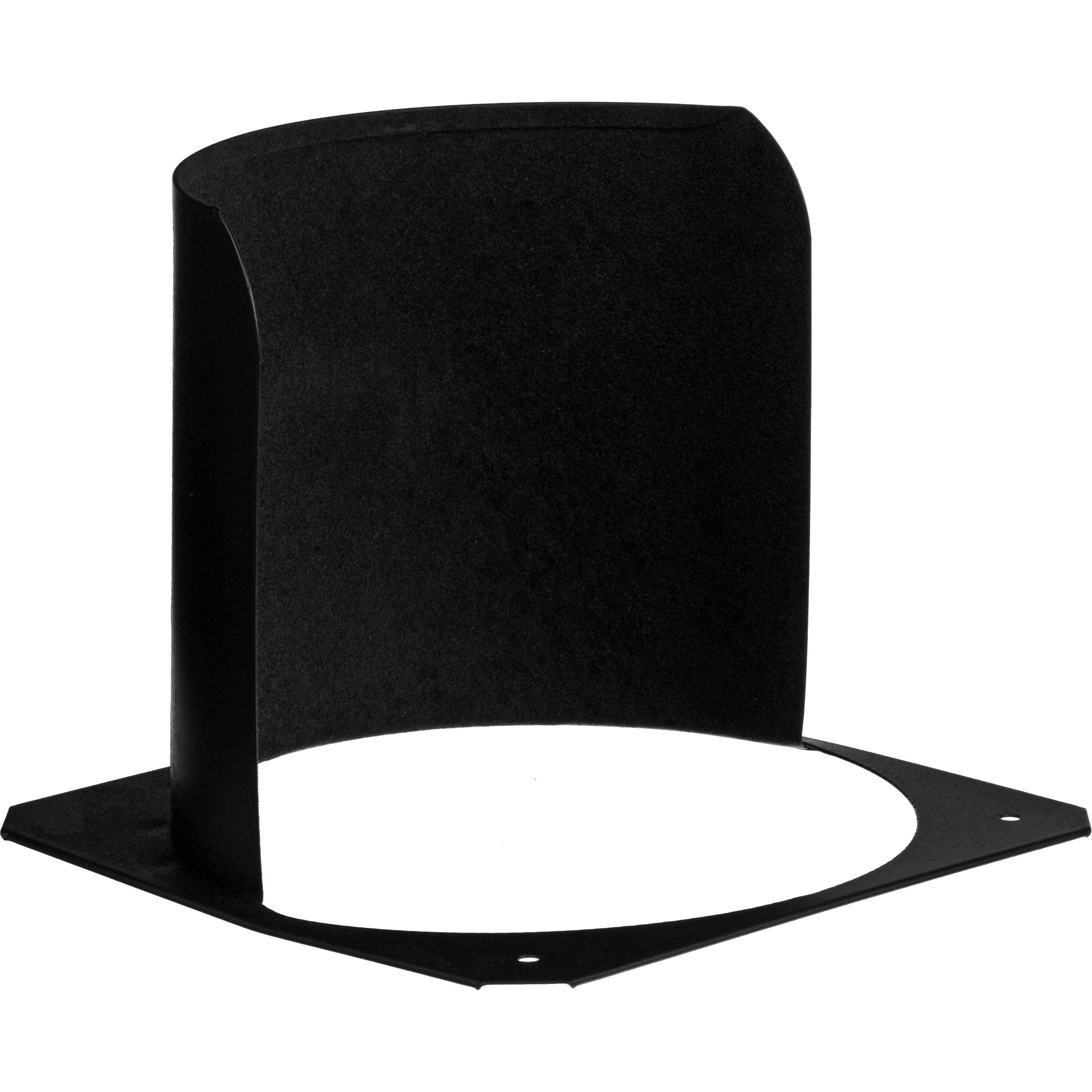 ETC Half Hat for Source 4 PAR (Black d24371c569f