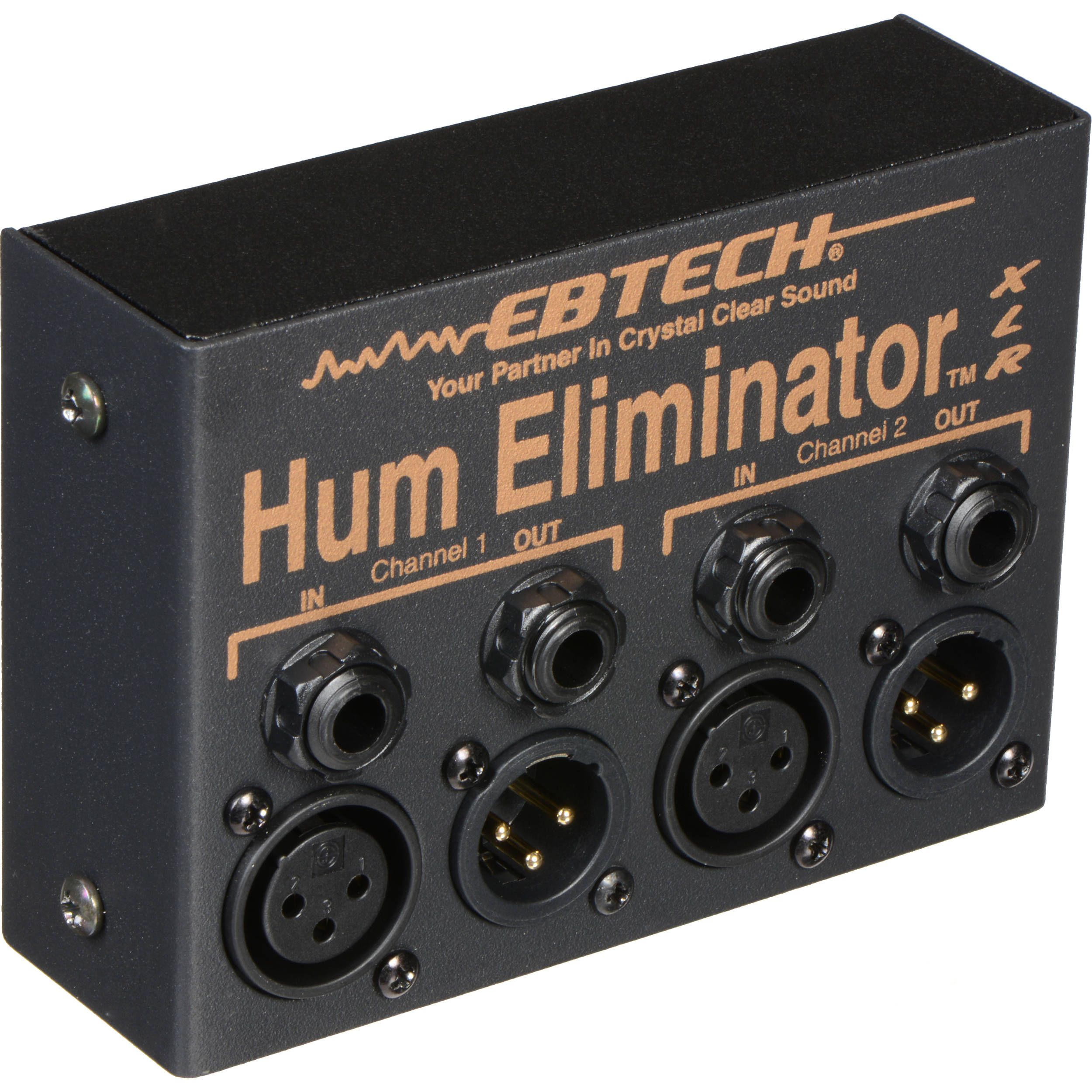 Hum Eliminators Bh Photo Video 3 Way Switch Humming Ebtech He 2 Xlr Dual Channel Eliminator With Connectors