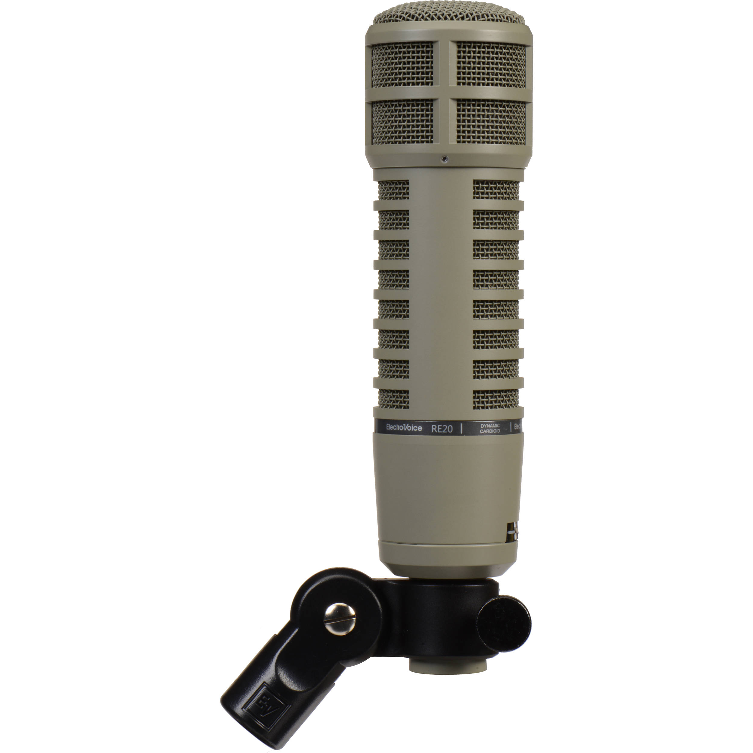 electro voice re20 broadcast announcer microphone. Black Bedroom Furniture Sets. Home Design Ideas