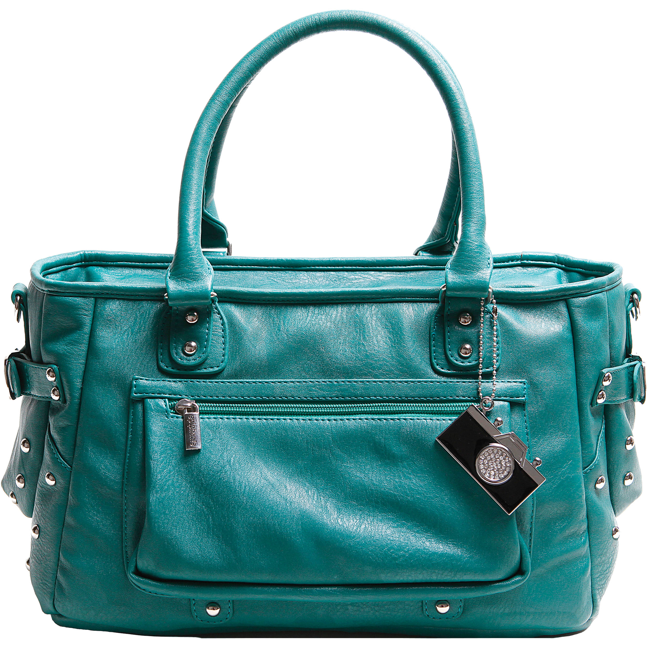 Epiphanie Belle Shoulder Bag Teal BEL007TEAL B&H Photo Video