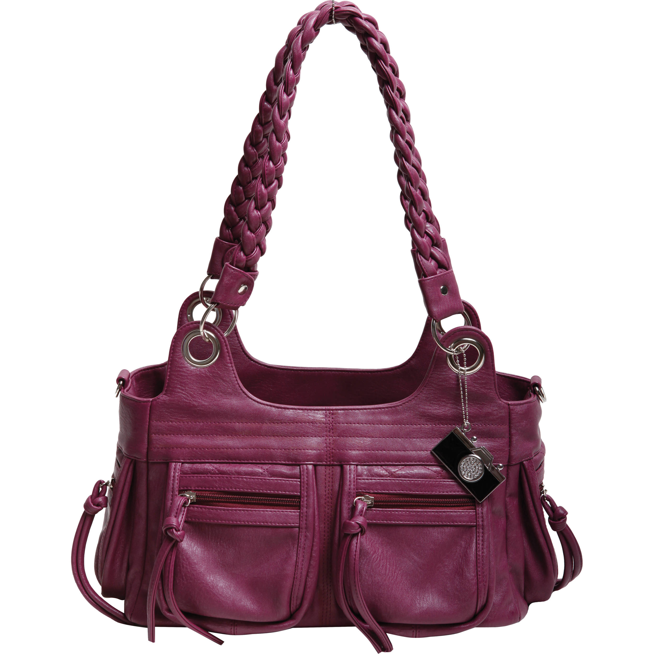 Epiphanie Stella Shoulder Camera Bag Plum 90