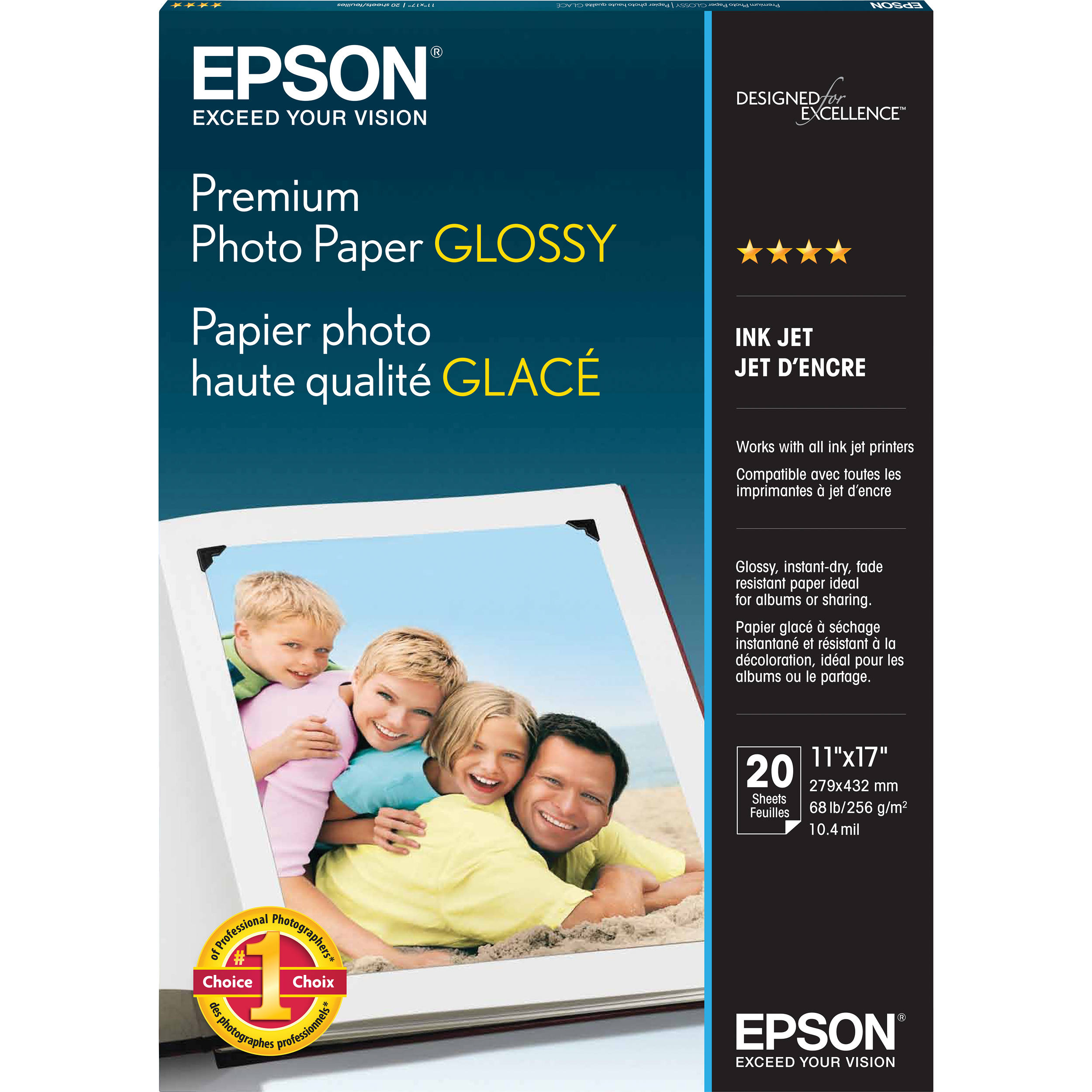 glossy paper For decades, glossy paper, the type used in magazines, was made using a white clay called kaolin (named after the chinese region kao-ling where it was mined to.