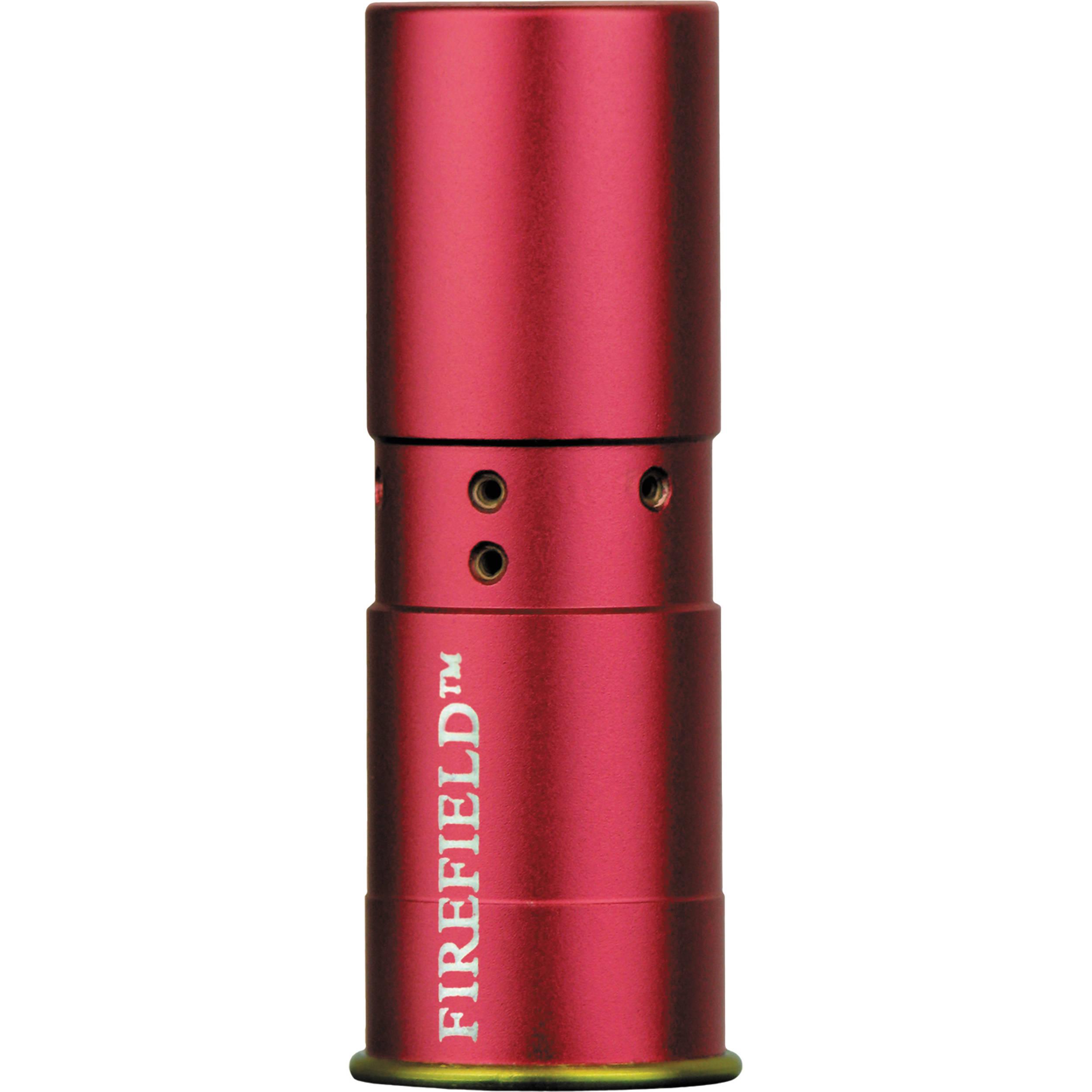 Laserlyte Shotgun Laser: Firefield 12 GA Laser Boresighter FF39007 B&H Photo Video