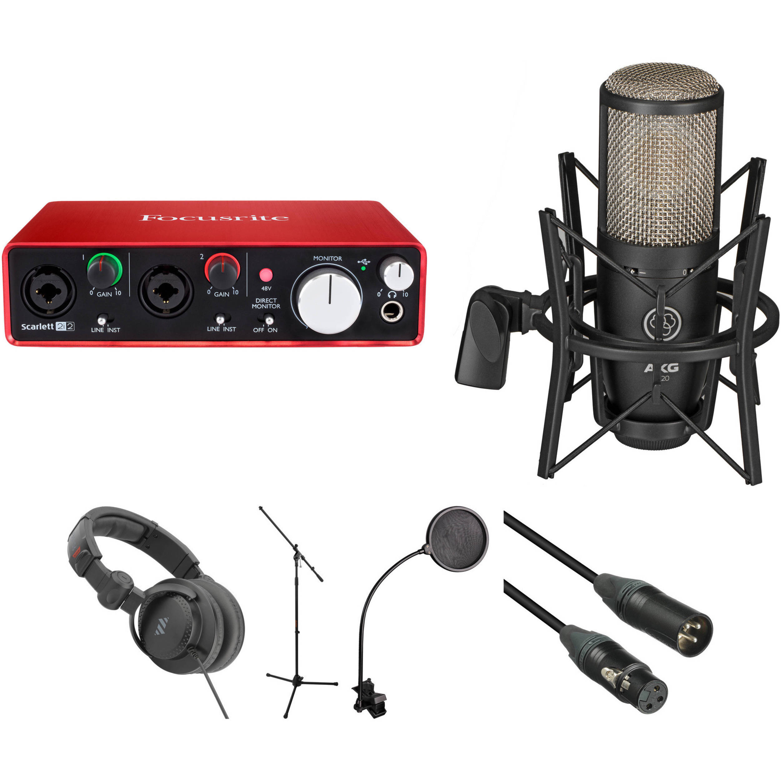 Focusrite 2i2 / Coupons for mountain rose herbs