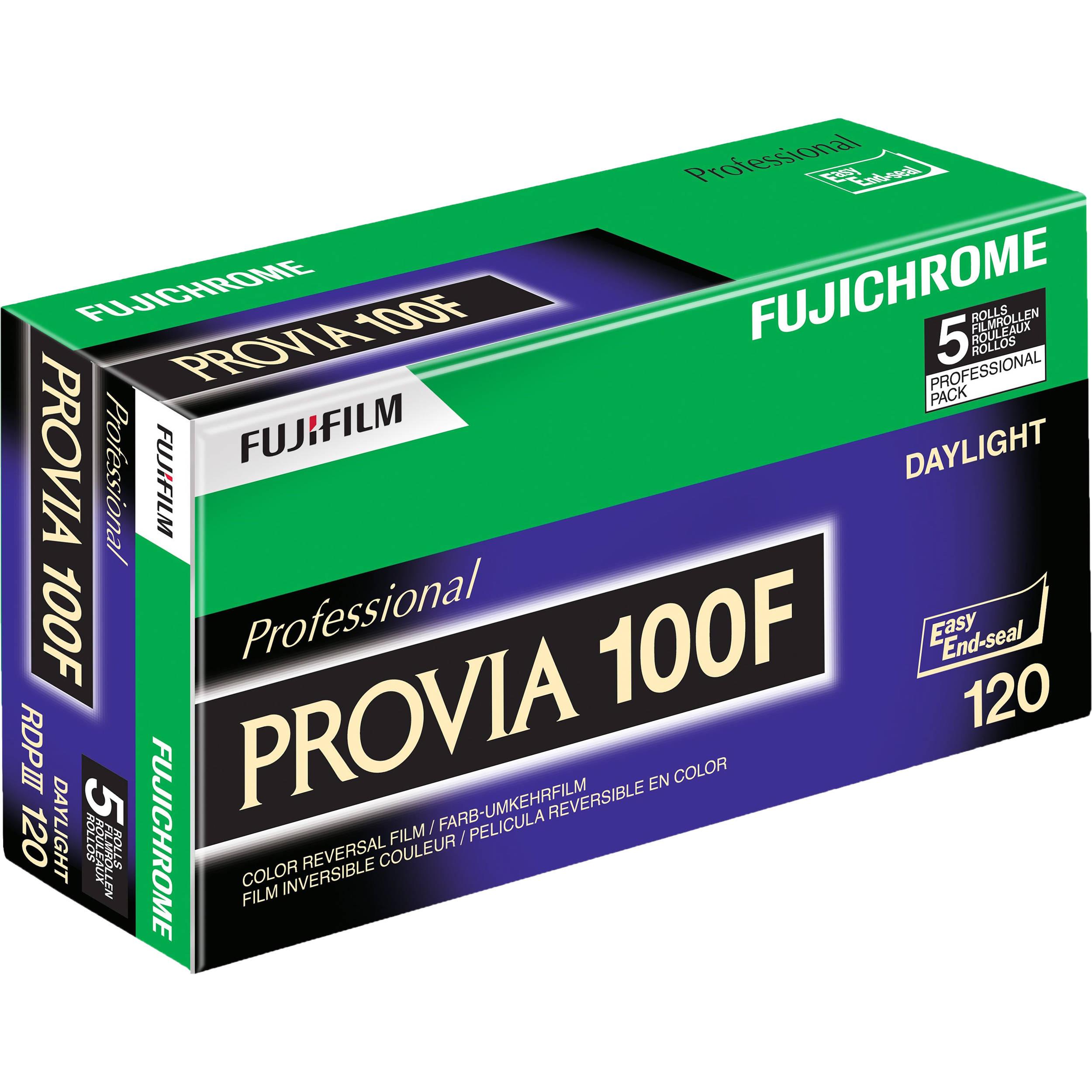 Fujifilm fujichrome provia 100f professional rdp iii 16326092 for What is provia