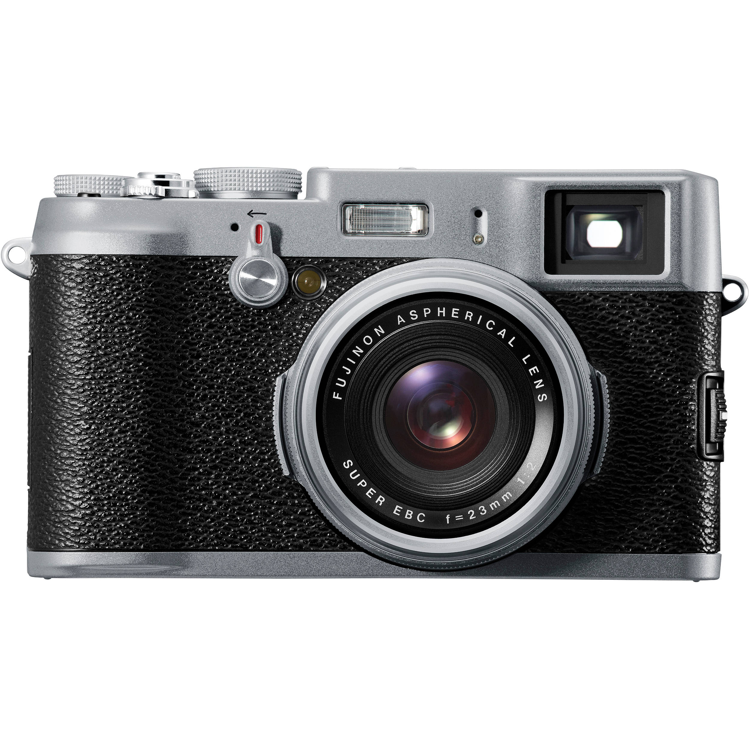 Fuji Digital Cameras: FUJIFILM FinePix X100 Digital Camera 16128244 B&H Photo Video