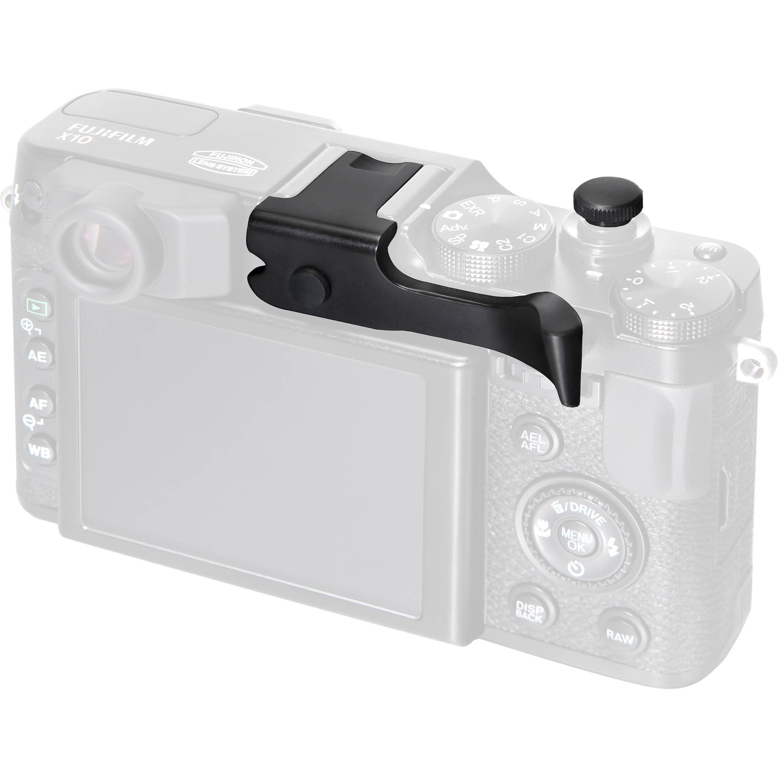 Fujifilm X100 X100s Ergonomic Extension Kit Black 600012332 Camera Iphone 5 Custom Hard Case