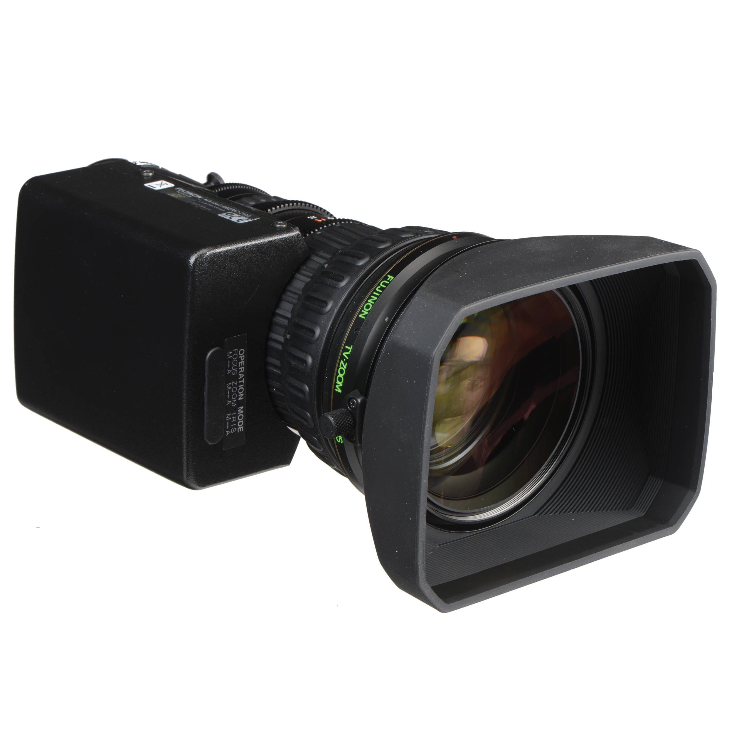 Fujinon 2 3 Hd Eng Full Servo Lens Ha18x76bemd Dse Bh Circuithelp Arduino Micro With 18x Optical Zoom