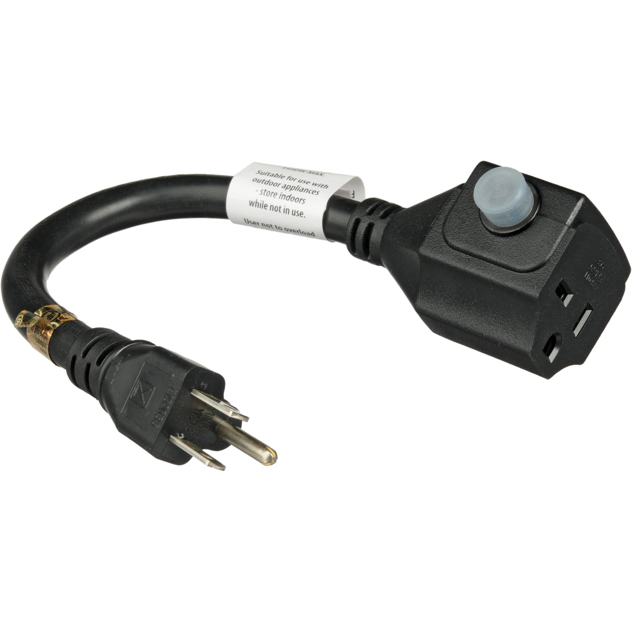 Furman ADP-1520B Adapter Cord ADP-1520B B&H Photo Video