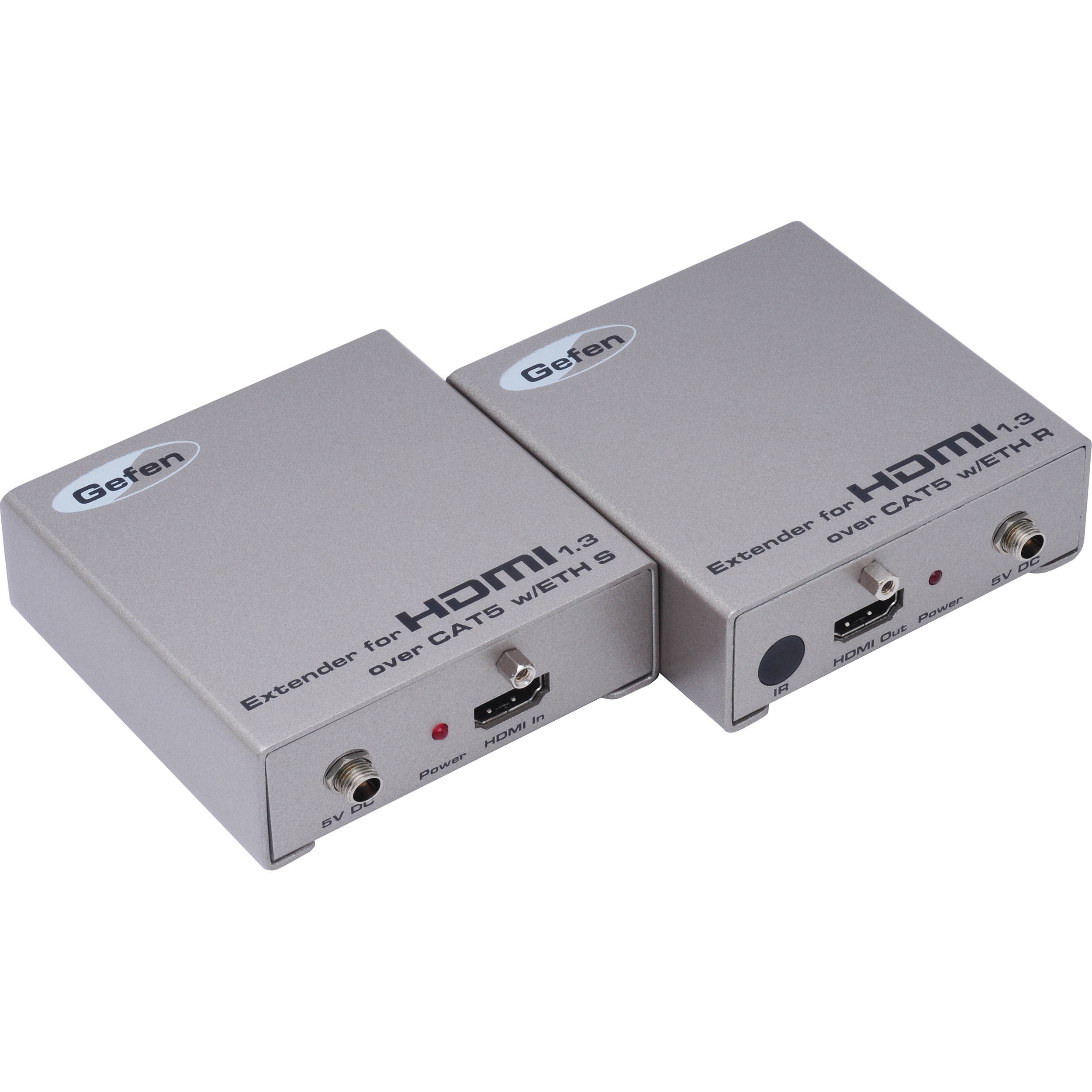 Cat 5 Cable Locator : Gefen extra long hdmi extender over cat ext elr