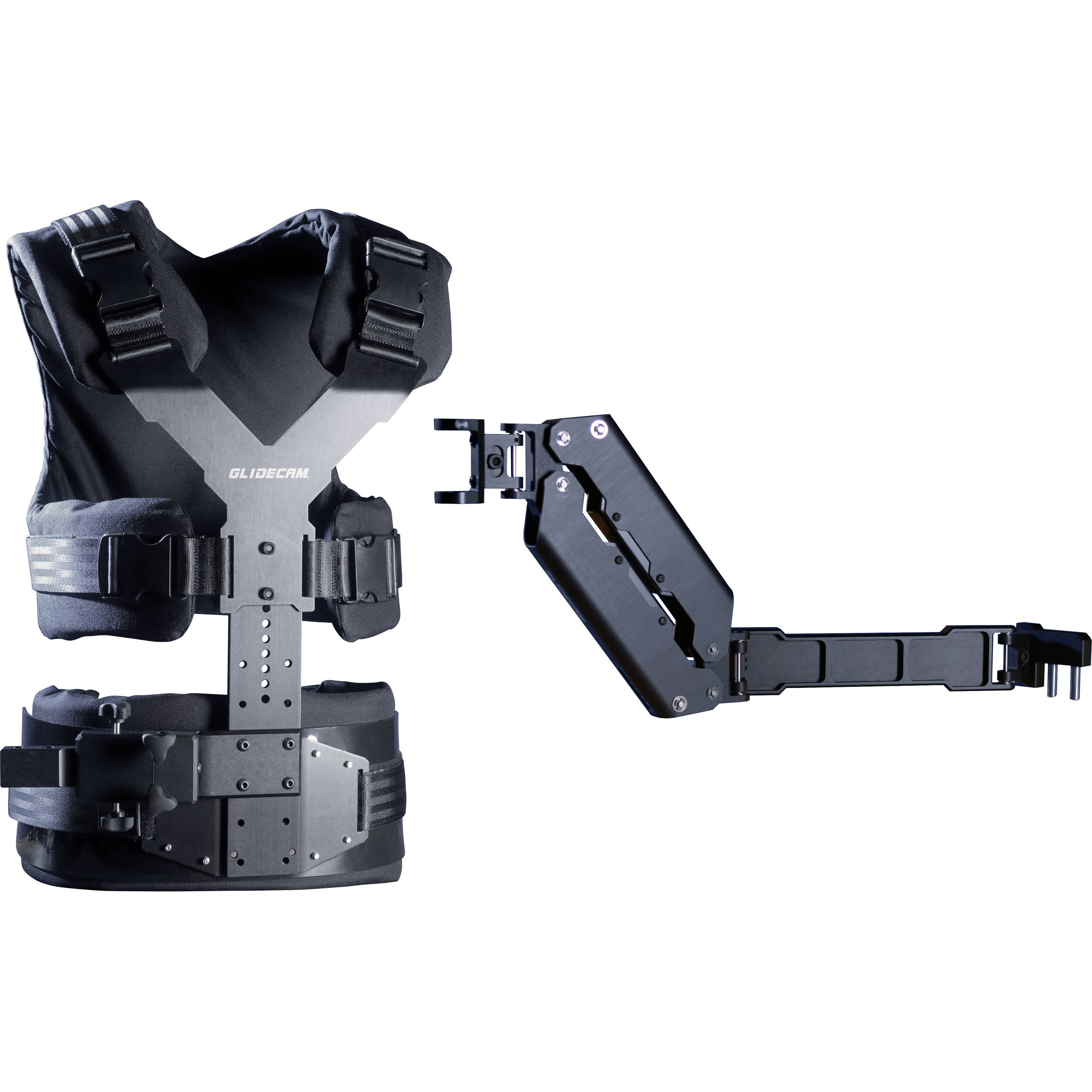 Reviews: Glidecam Smooth Shooter Support Arm and Vest for ...