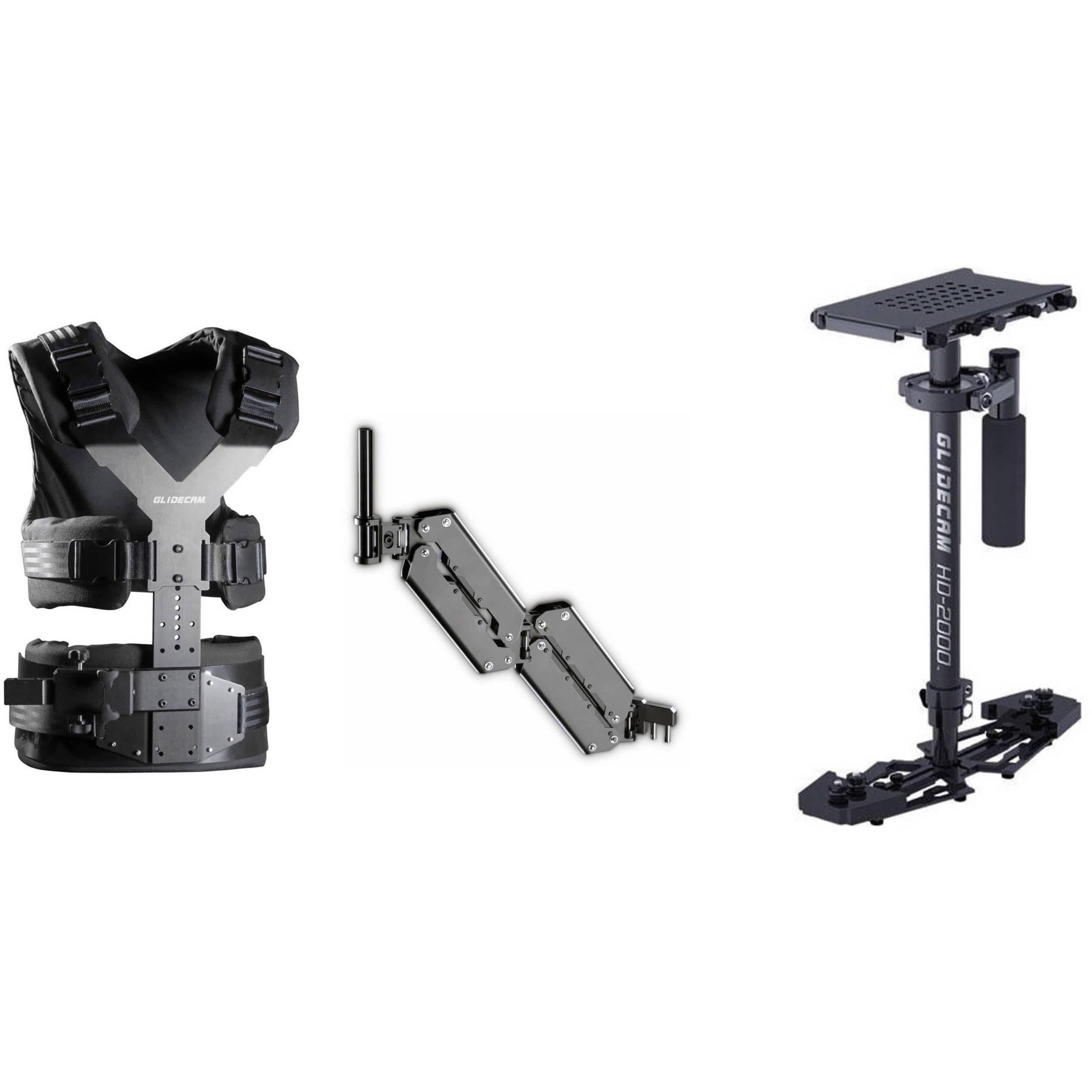 Glidecam Industries, Inc. - World Class Camera Stabilizers