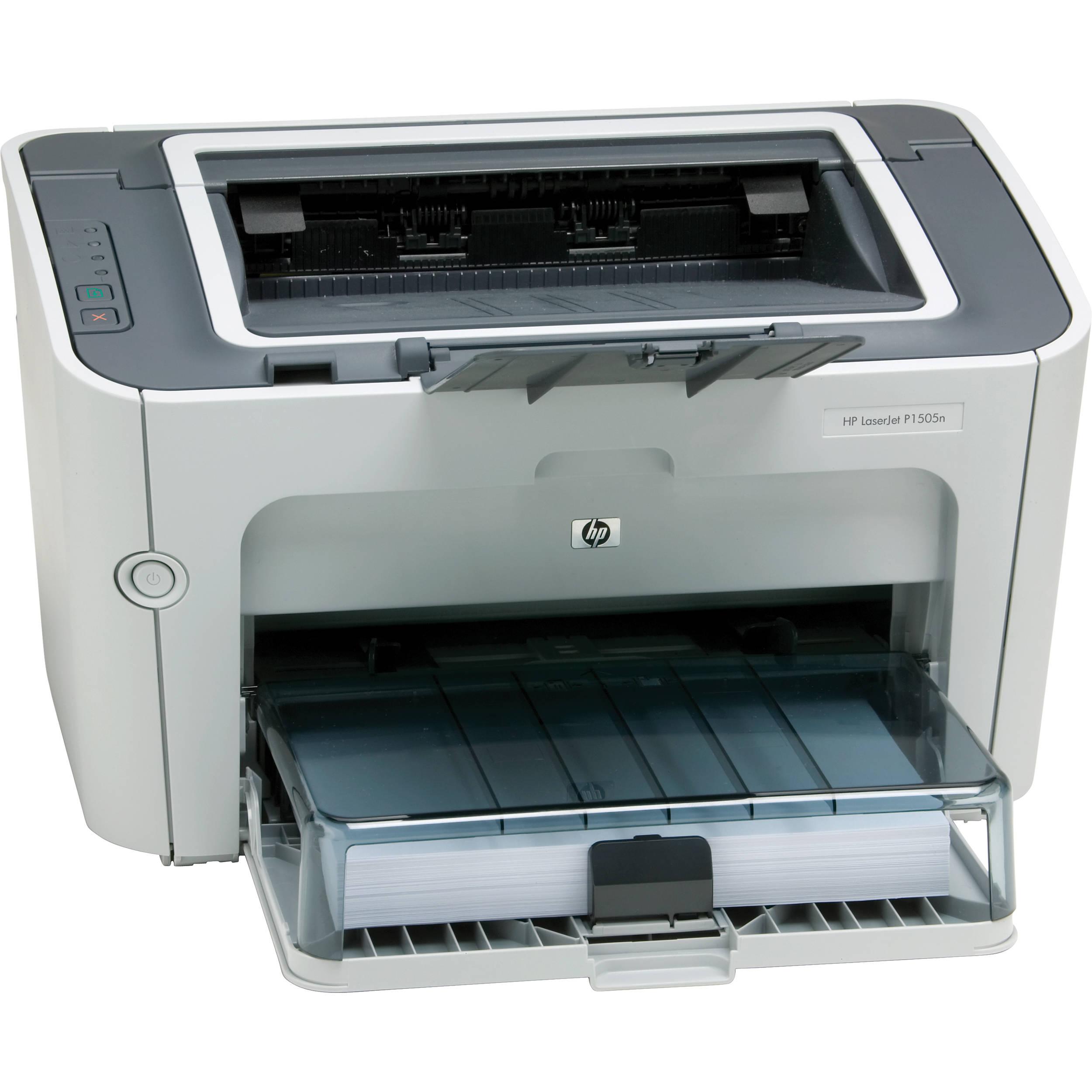 Hp Cb413a Laserjet P1505n Printer Cb413a Aba B Amp H Photo Video