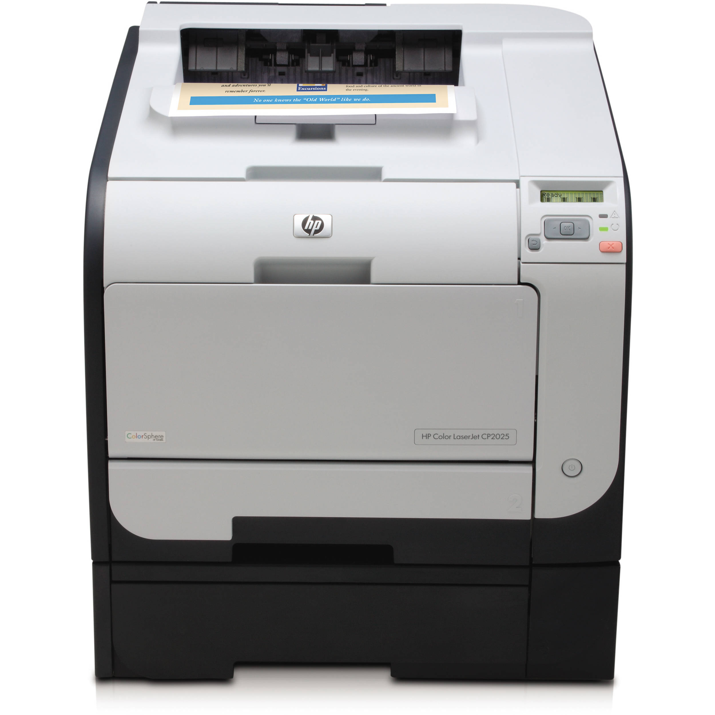 HP (CB496A) Color LaserJet CP2025x Printer