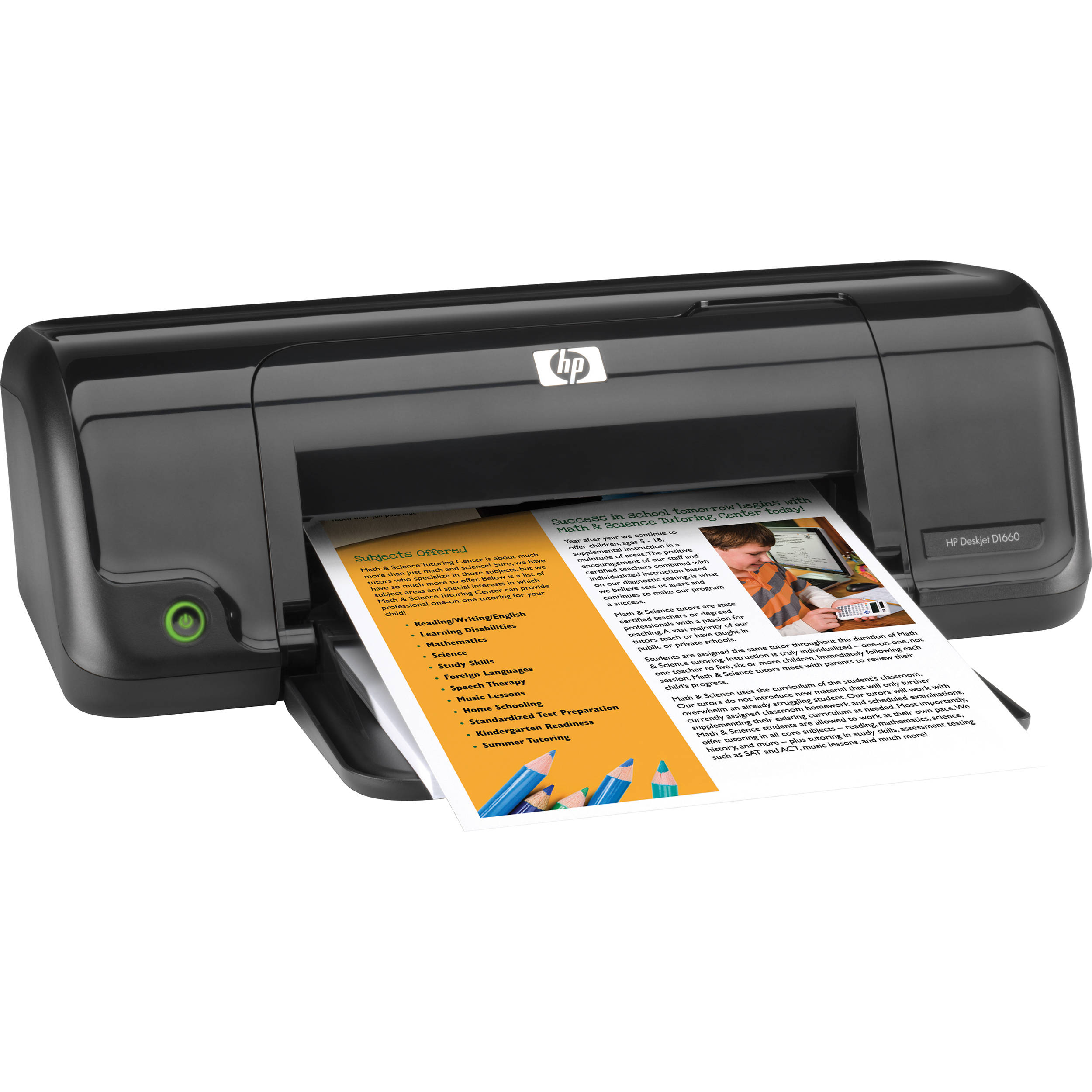 Deskjet hp driver series printer d1660