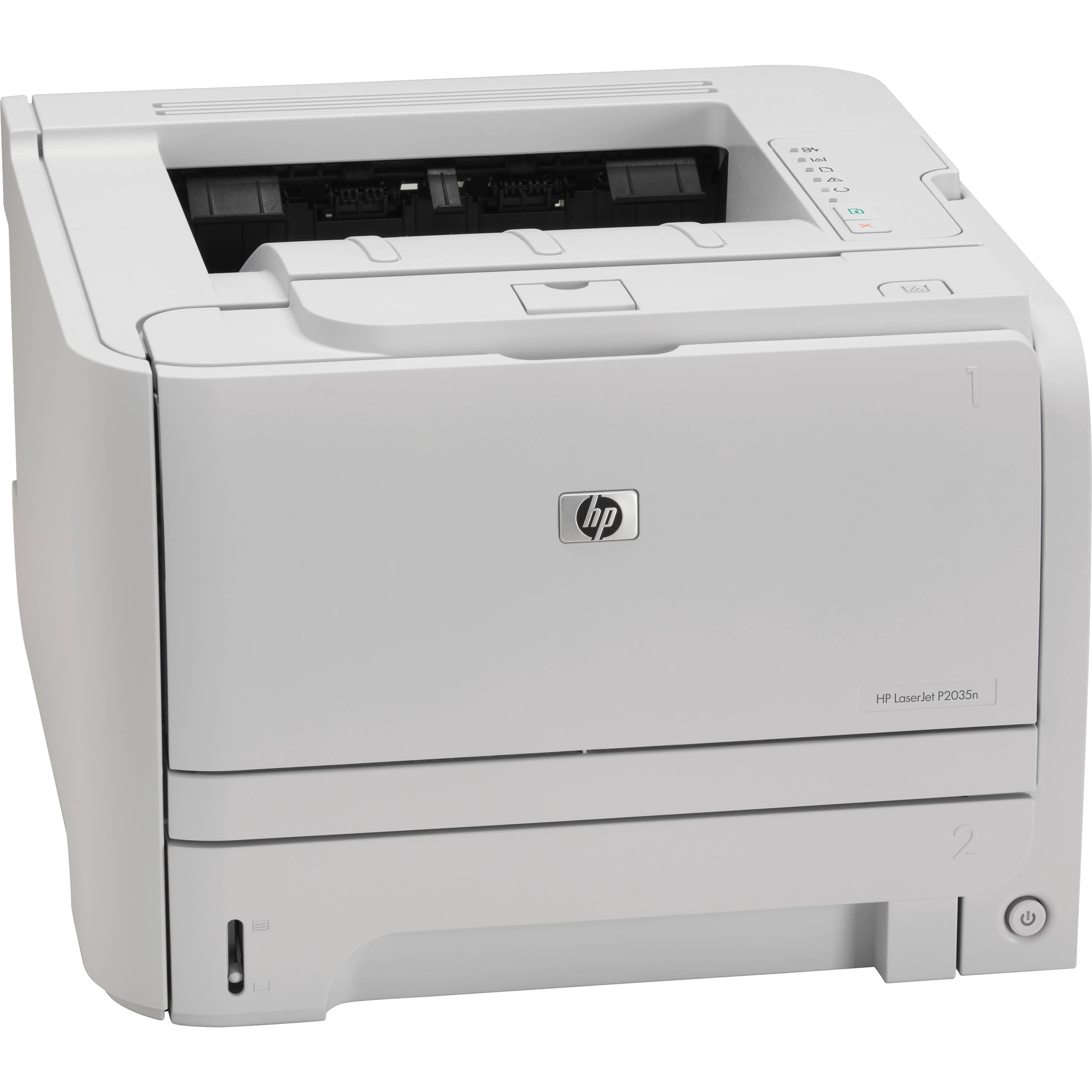 hp ce462a laserjet p2035n printer ce462a aba b h photo video. Black Bedroom Furniture Sets. Home Design Ideas