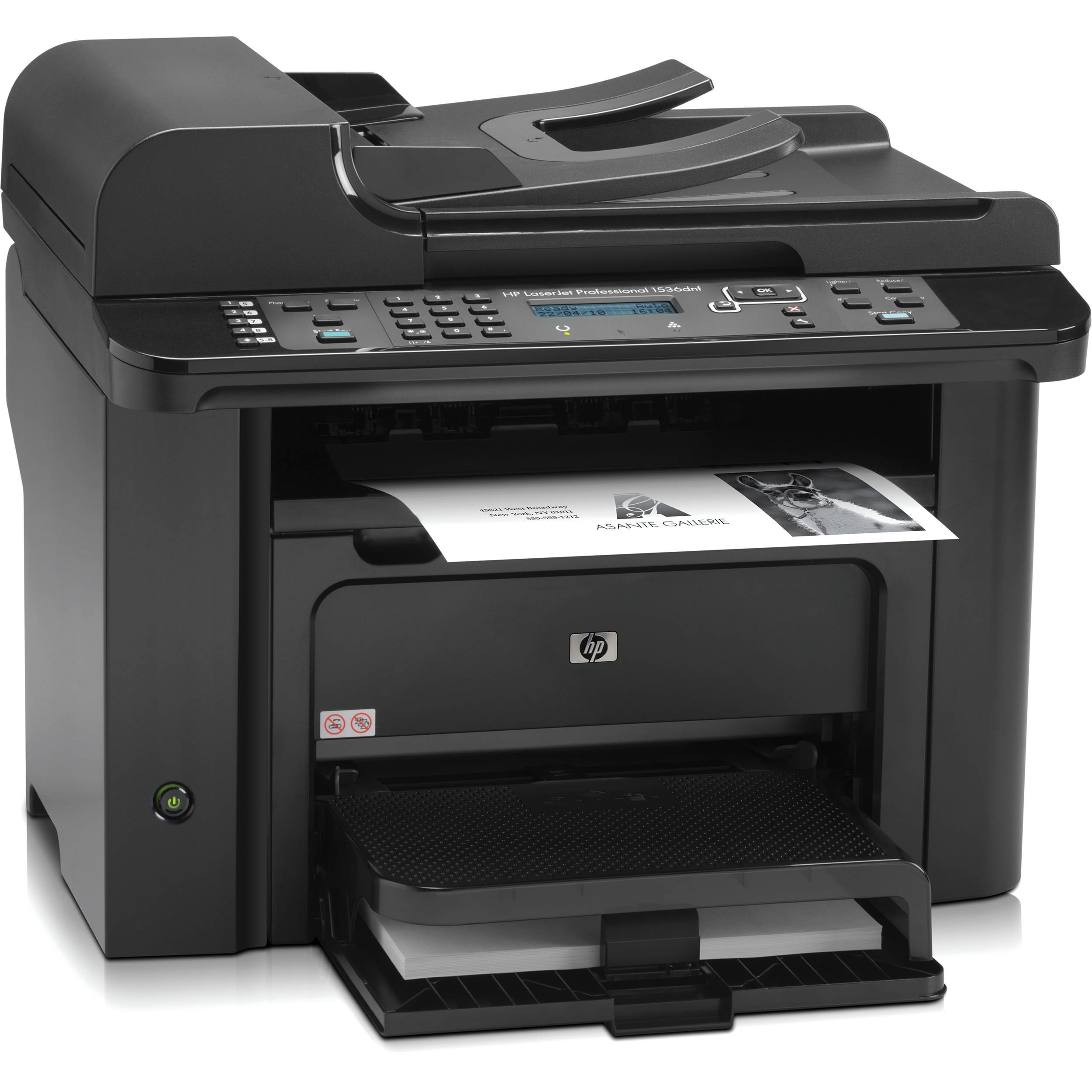 HP LASERJET M1536 MFP SERIES PCL 6 DRIVER DOWNLOAD
