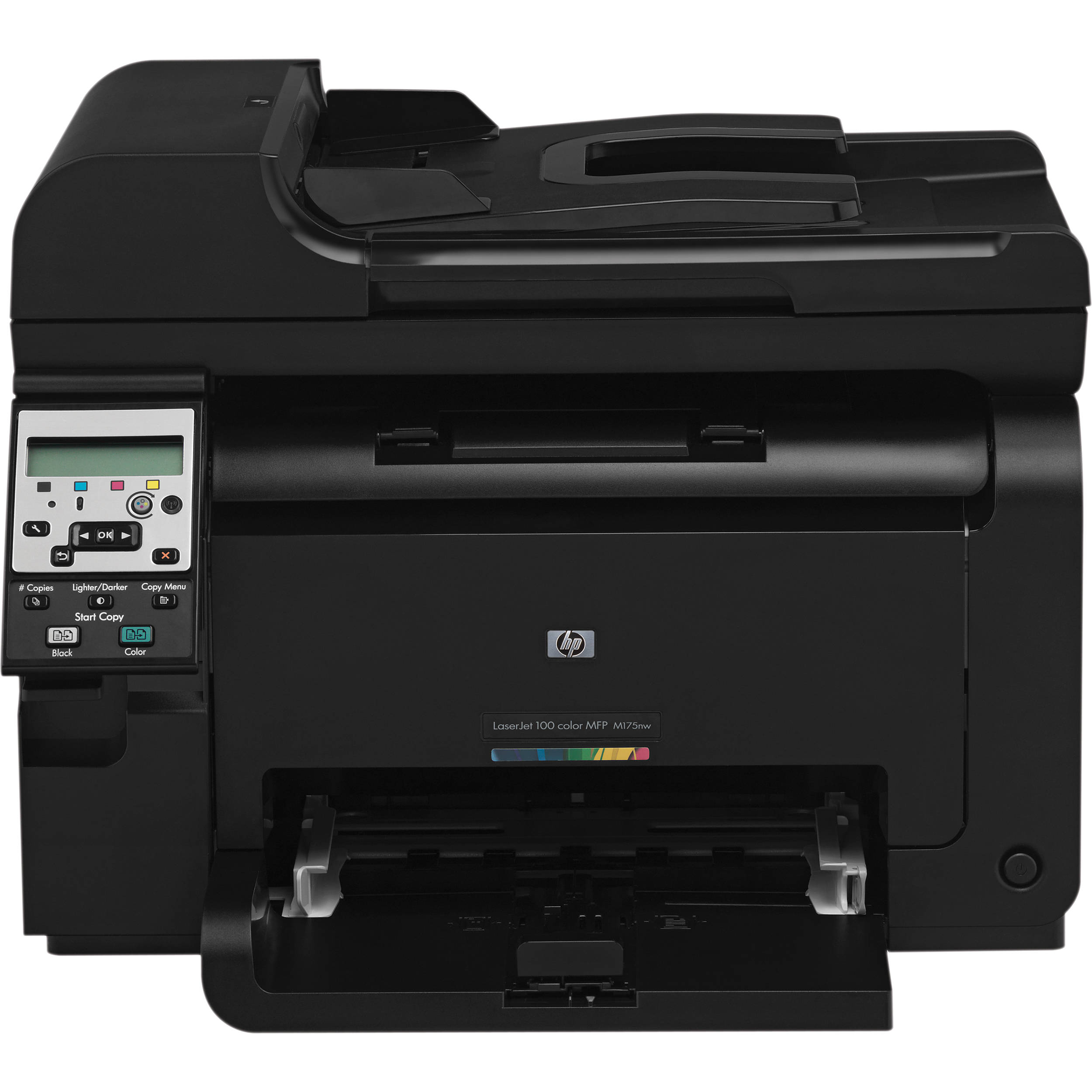 hp laserjet pro 100 m175nw wireless color all in one laser printer - Laserjet 100 Color Mfp M175nw