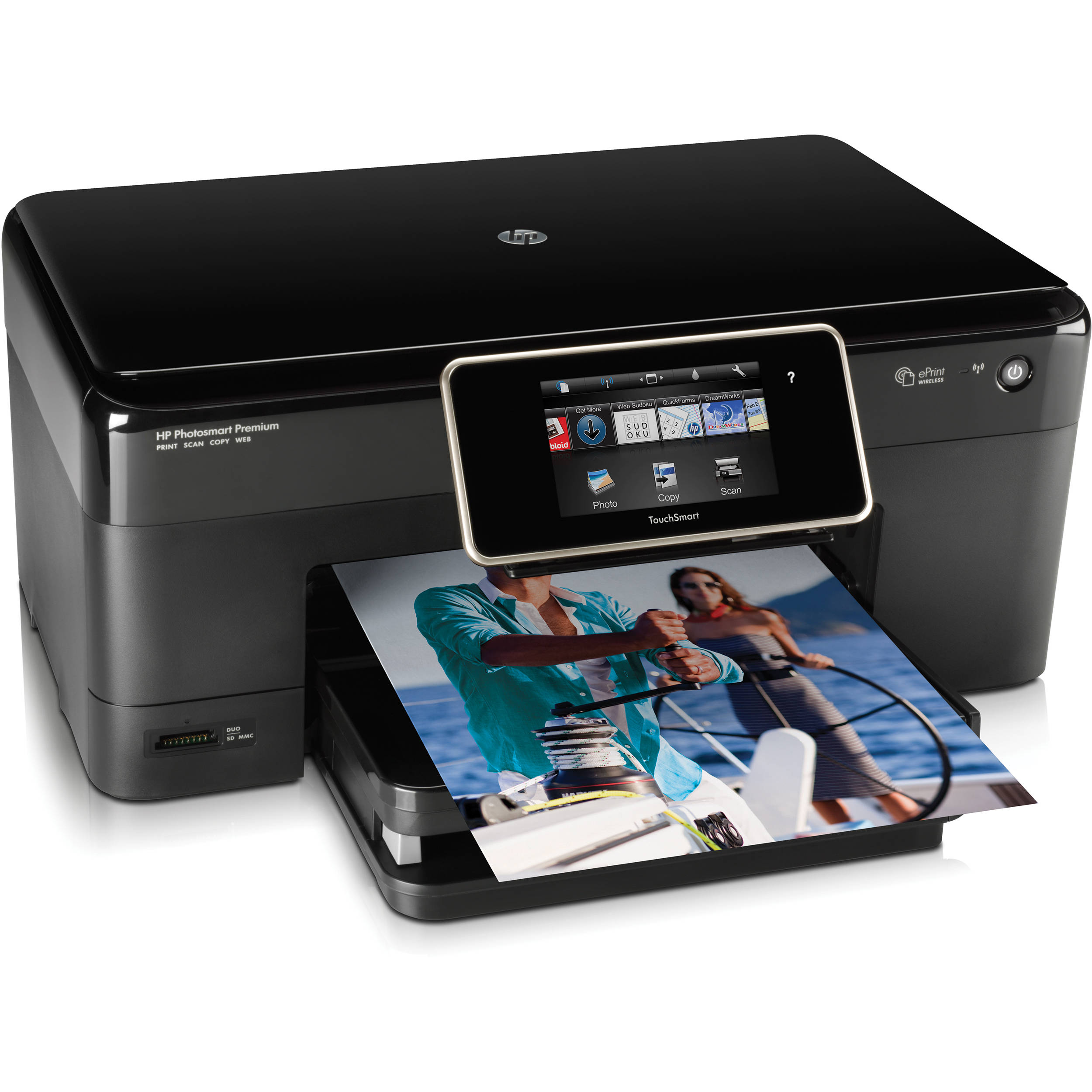 hp photosmart premium e all in one wireless inkjet cn503a b1h rh bhphotovideo com HP 310 Photosmart Support hp photosmart premium c310a user manual